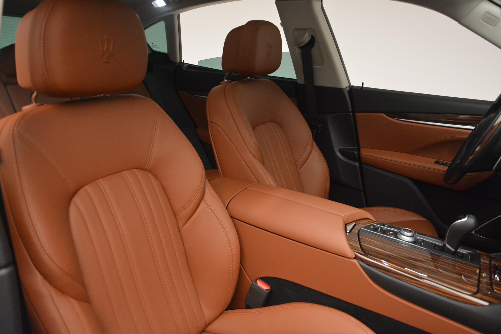 New 2017 Maserati Levante S For Sale In Westport, CT 914_p21
