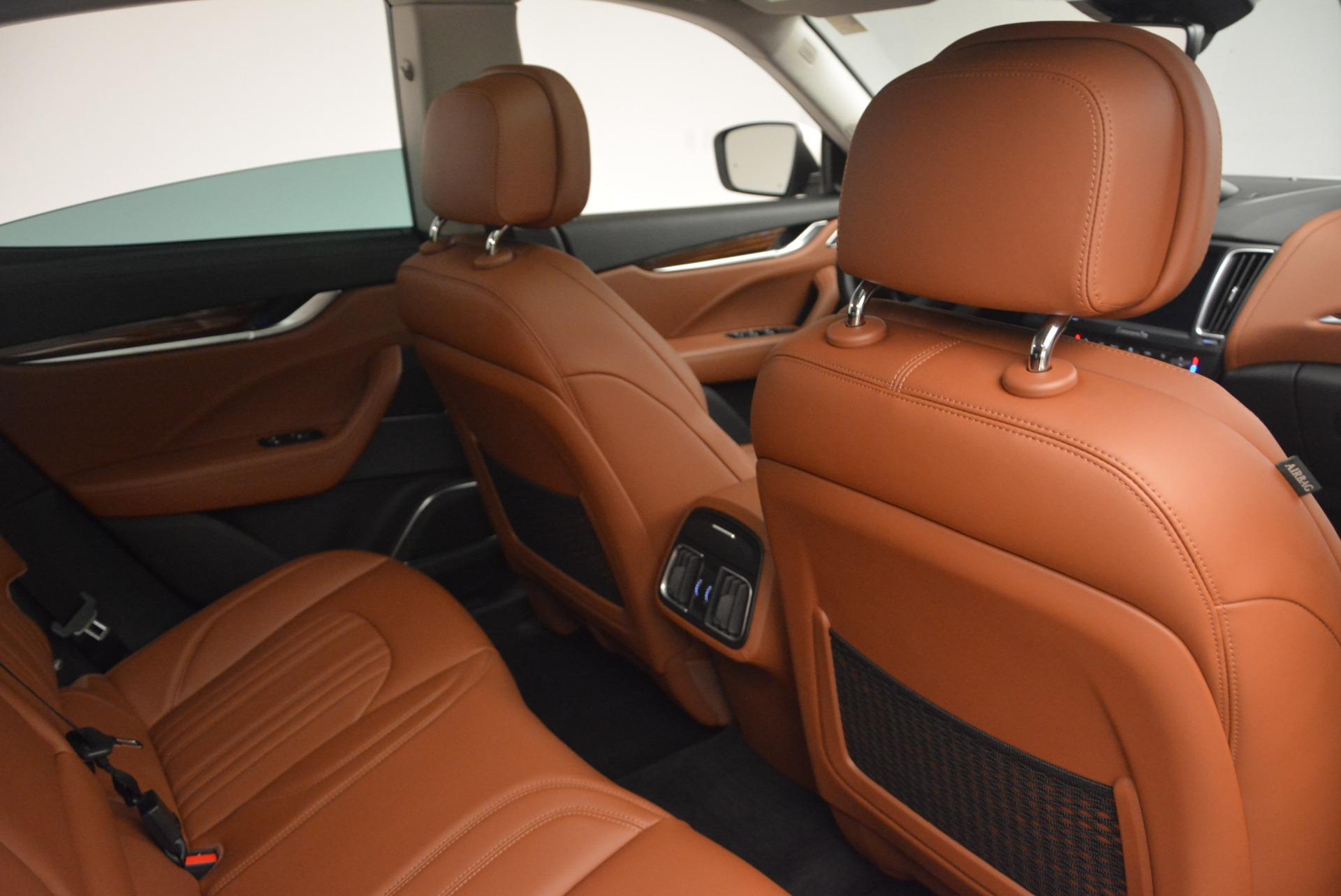 New 2017 Maserati Levante S For Sale In Westport, CT 914_p22