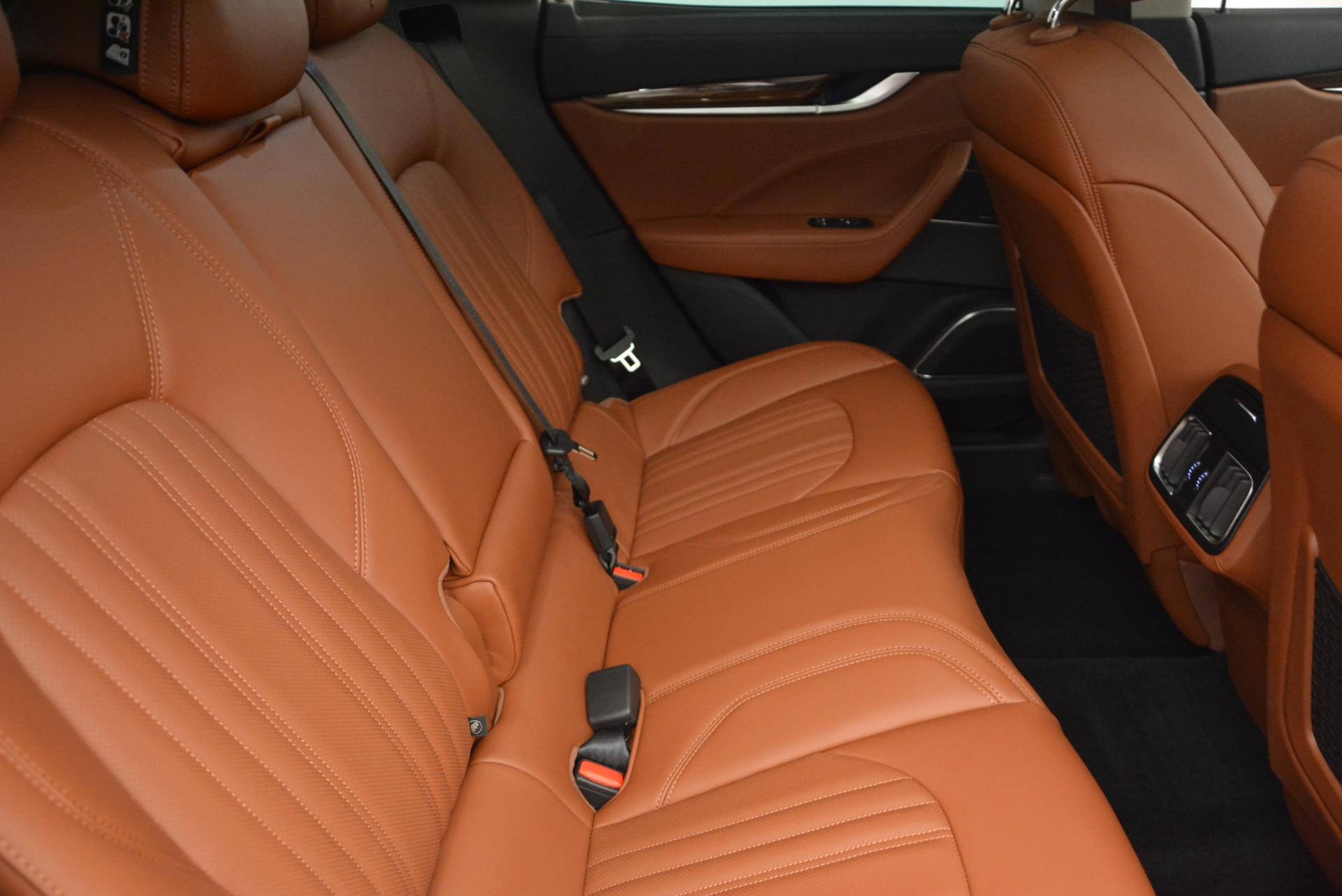 New 2017 Maserati Levante S For Sale In Westport, CT 914_p23