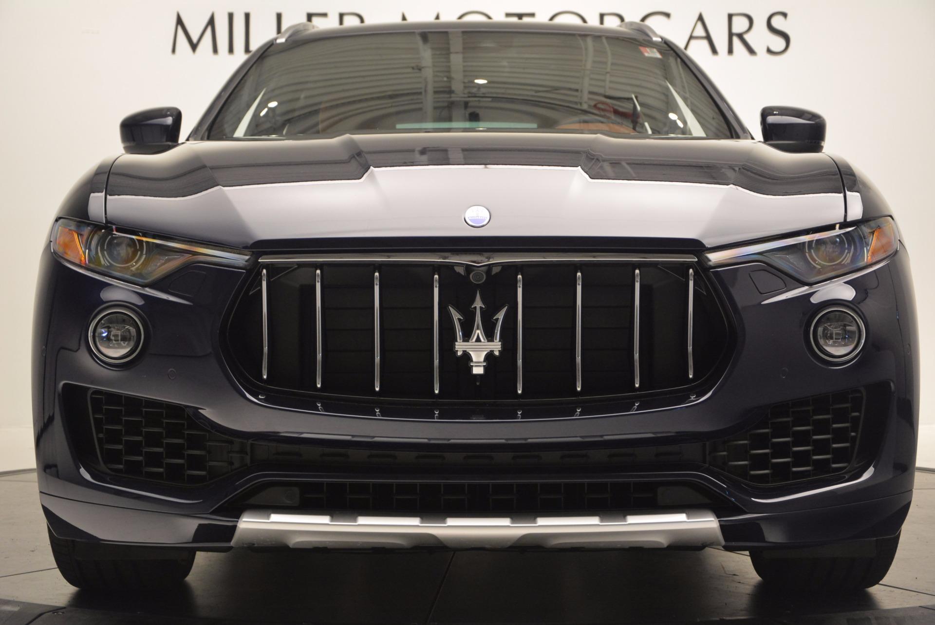 New 2017 Maserati Levante  For Sale In Westport, CT 915_p33