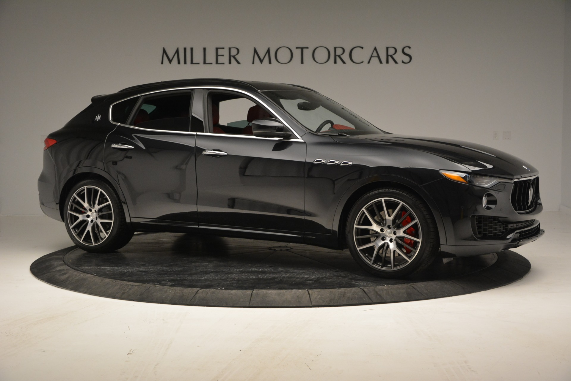 New 2017 Maserati Levante S For Sale In Westport, CT 916_p10