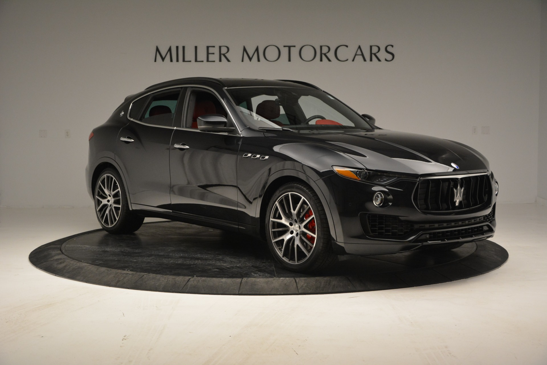 New 2017 Maserati Levante S For Sale In Westport, CT 916_p11