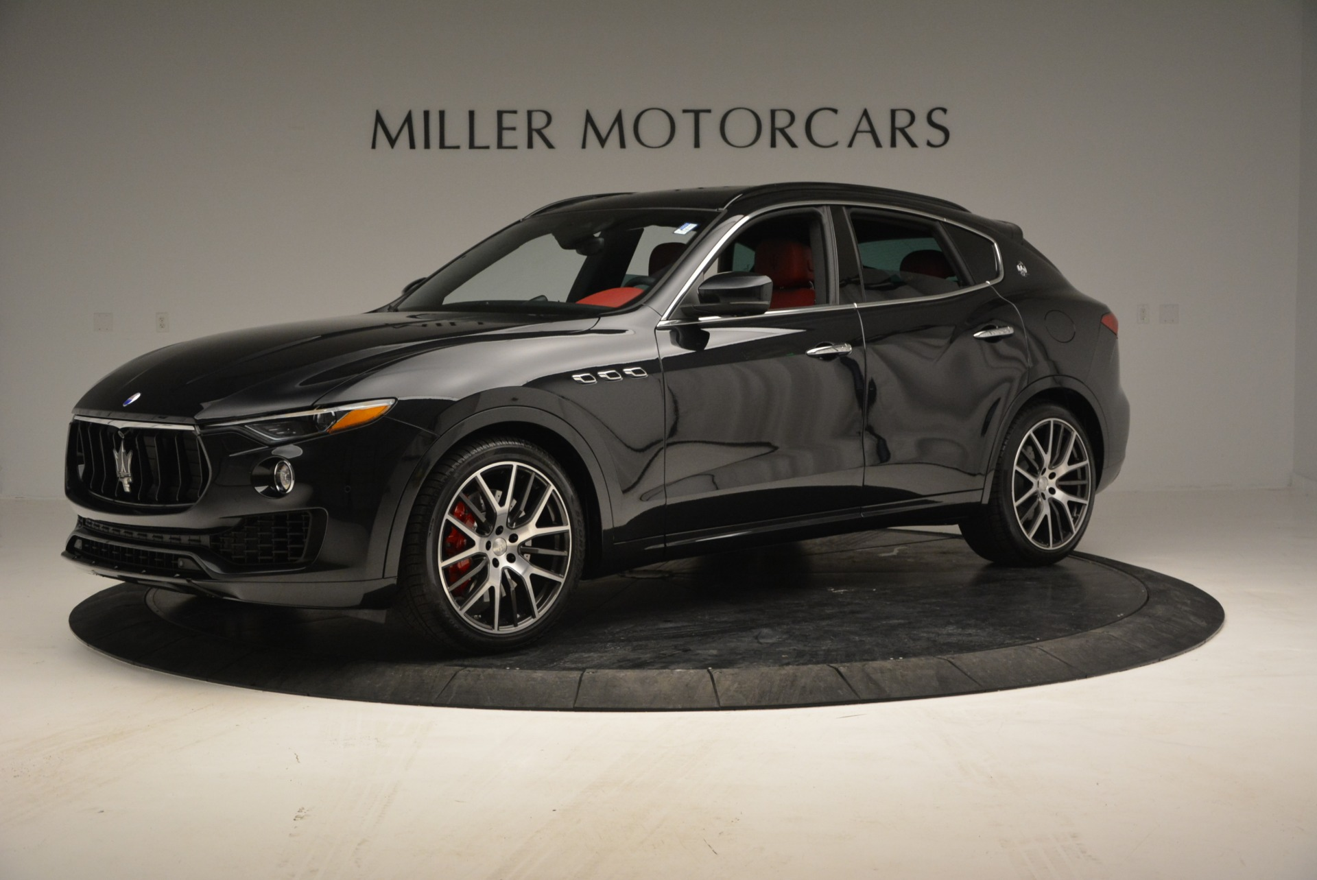 New 2017 Maserati Levante S For Sale In Westport, CT 916_p2