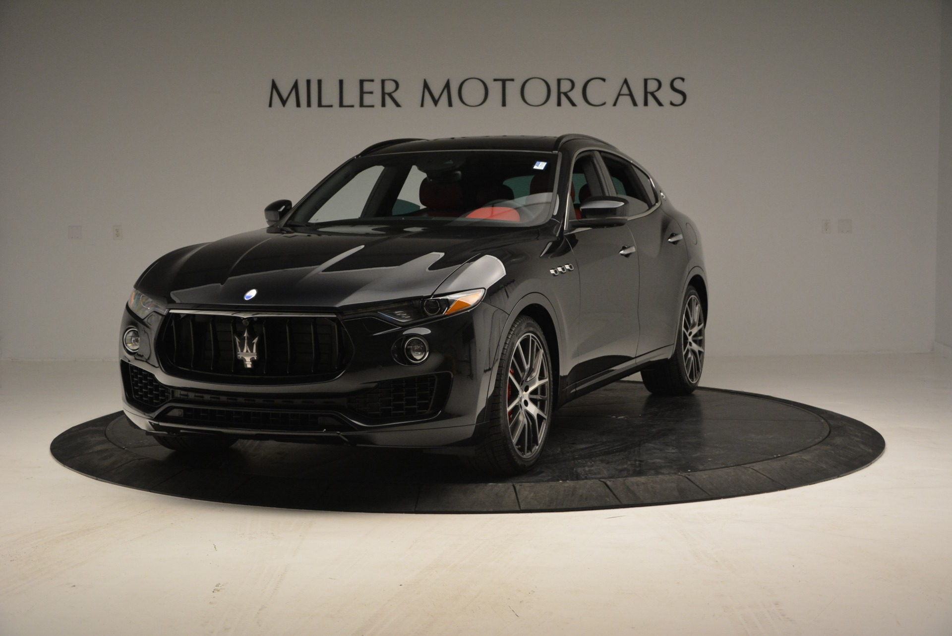 New 2017 Maserati Levante S For Sale In Westport, CT 917_main