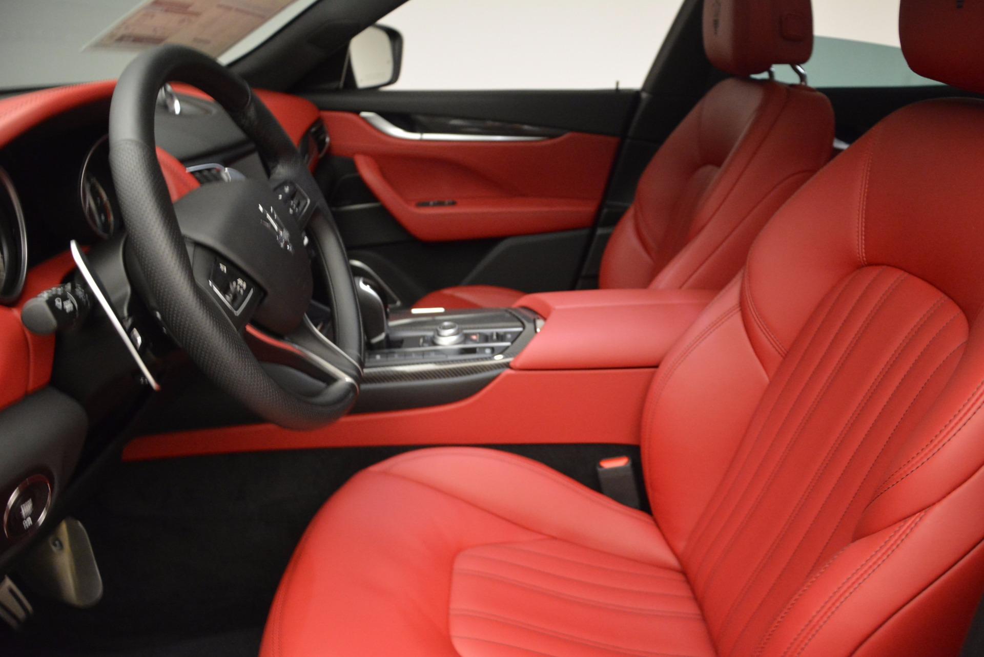 New 2017 Maserati Levante S For Sale In Westport, CT 918_p14
