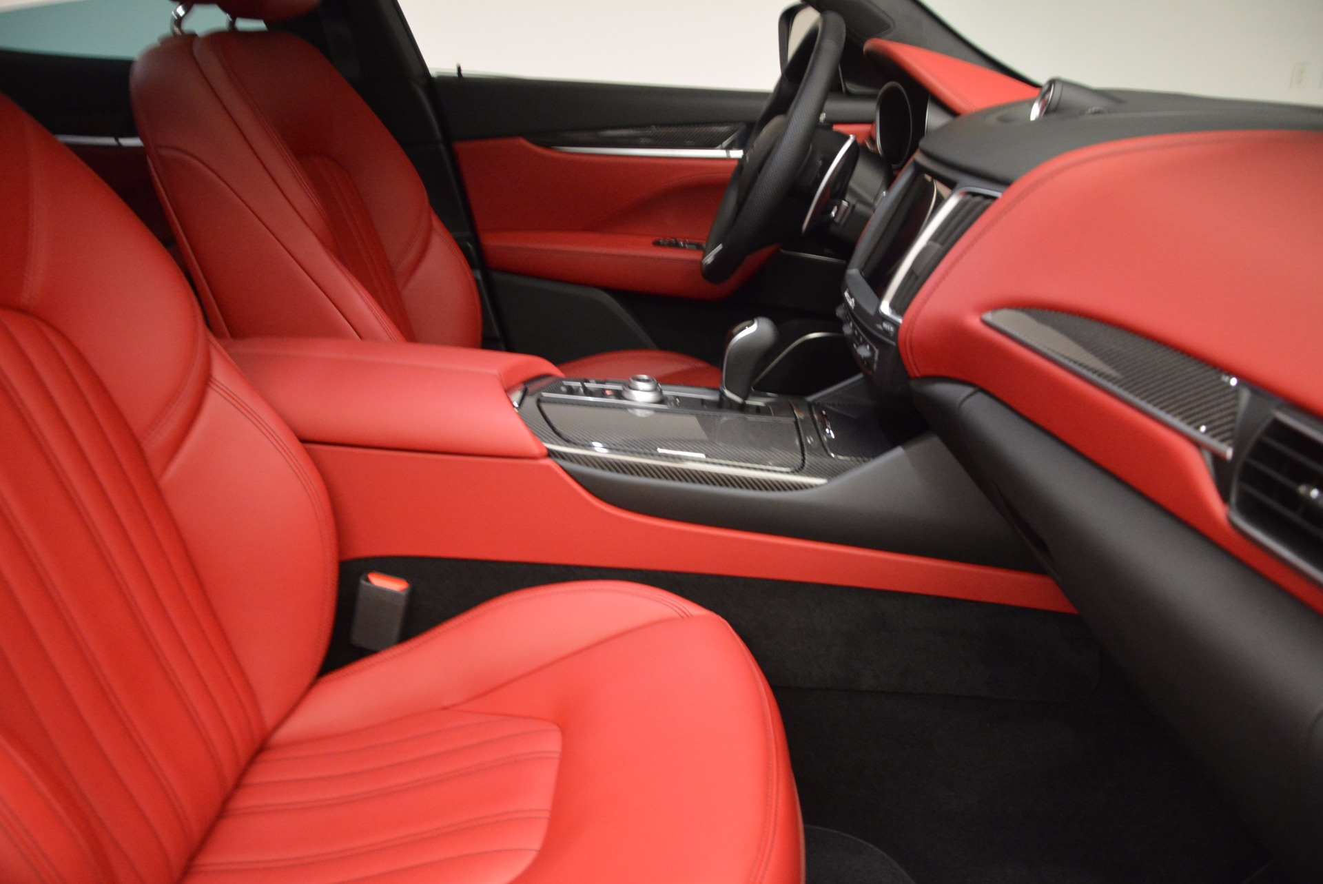 New 2017 Maserati Levante S For Sale In Westport, CT 918_p17