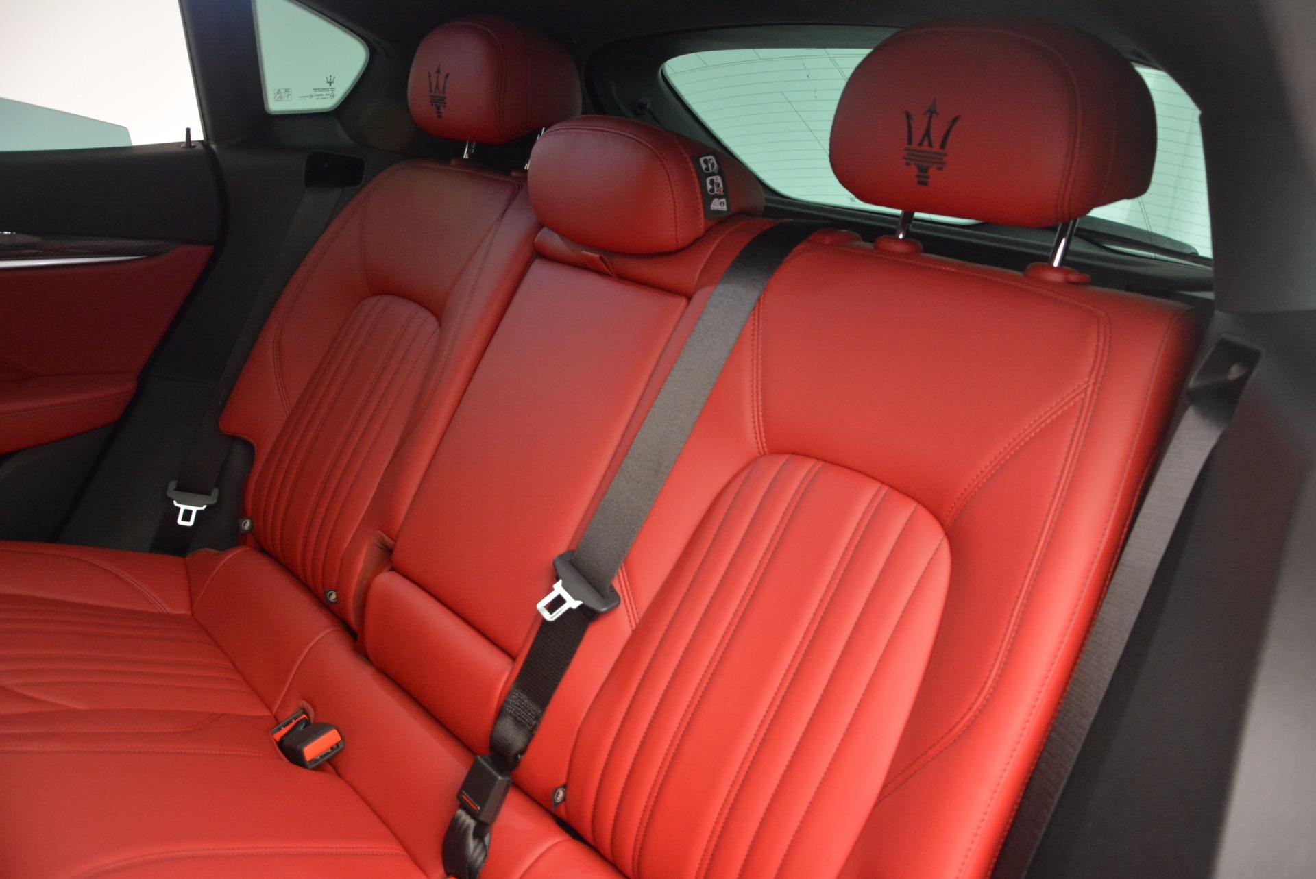 New 2017 Maserati Levante S For Sale In Westport, CT 918_p22