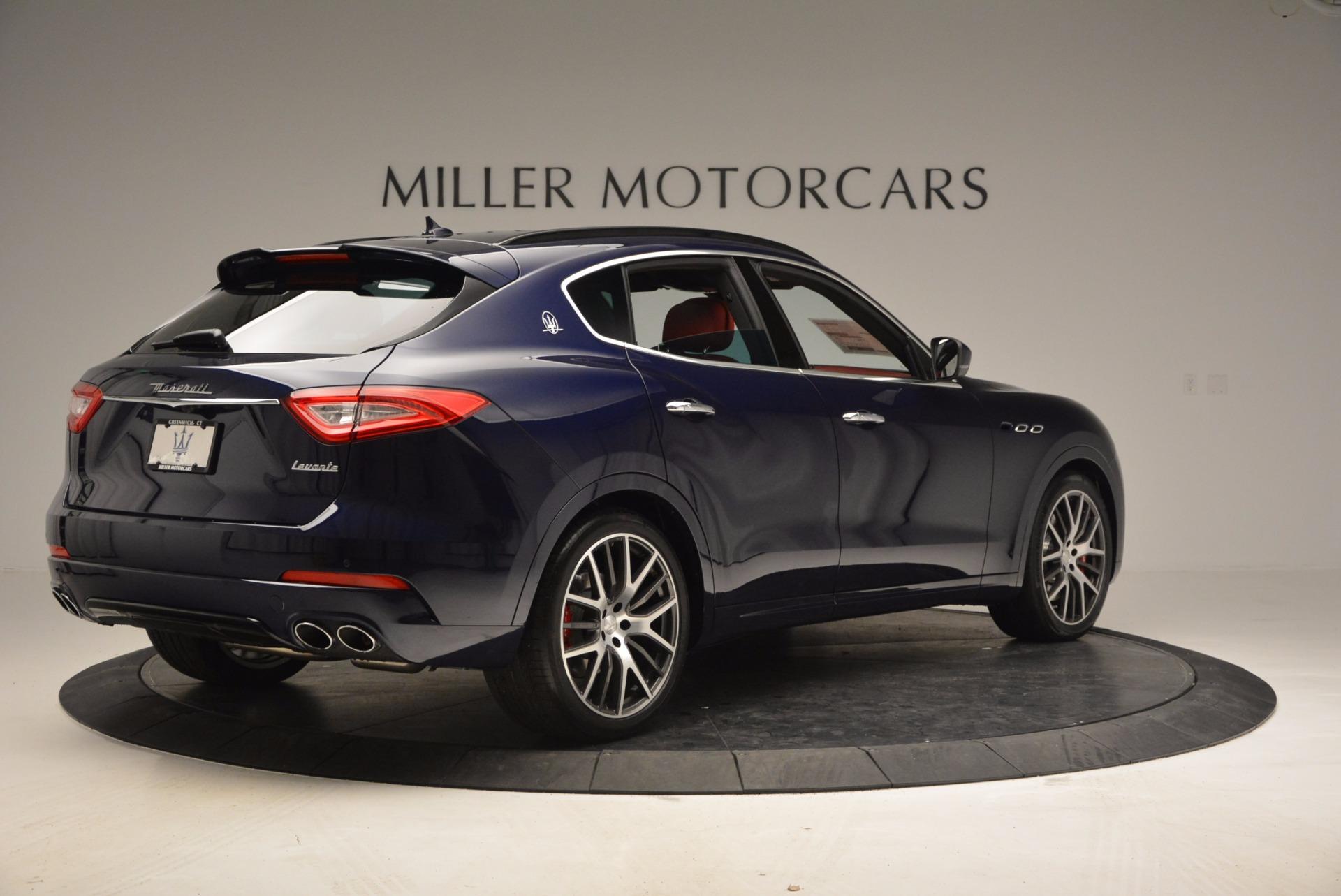 New 2017 Maserati Levante S For Sale In Westport, CT 918_p8