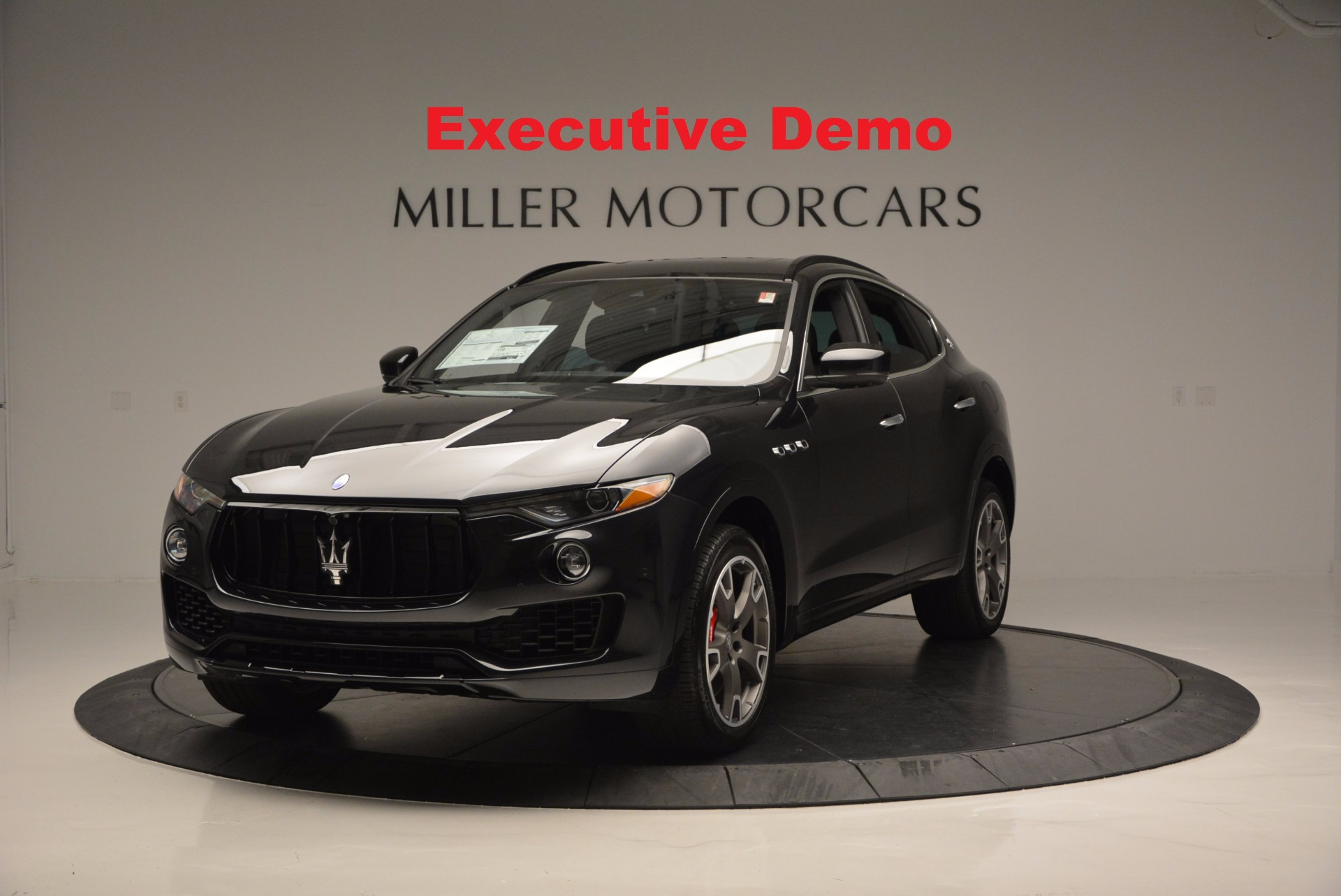 New 2017 Maserati Levante S For Sale In Westport, CT