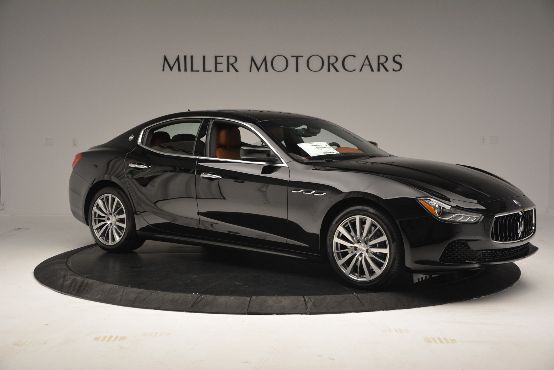 New 2017 Maserati Ghibli S Q4 For Sale In Westport, CT 921_p10