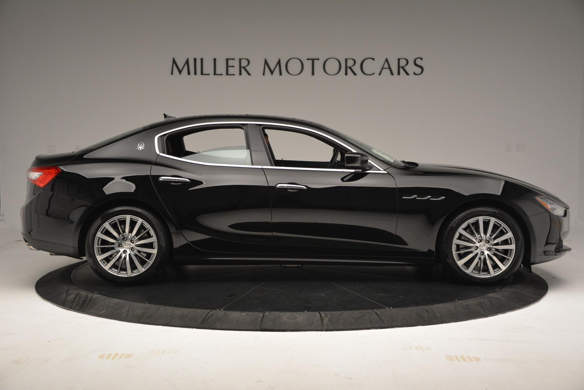 New 2017 Maserati Ghibli S Q4 For Sale In Westport, CT 922_p9