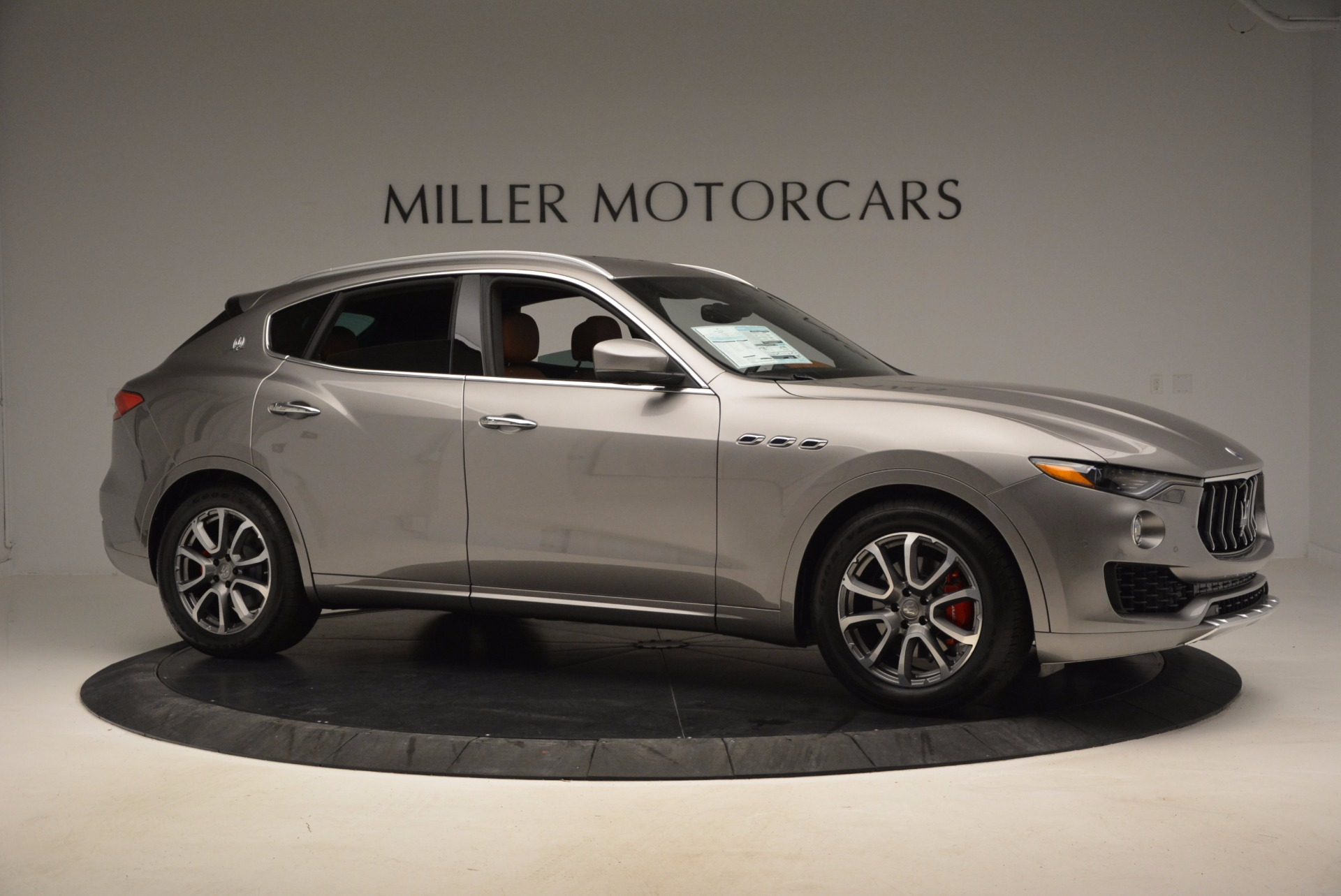 New 2017 Maserati Levante  For Sale In Westport, CT 924_p10