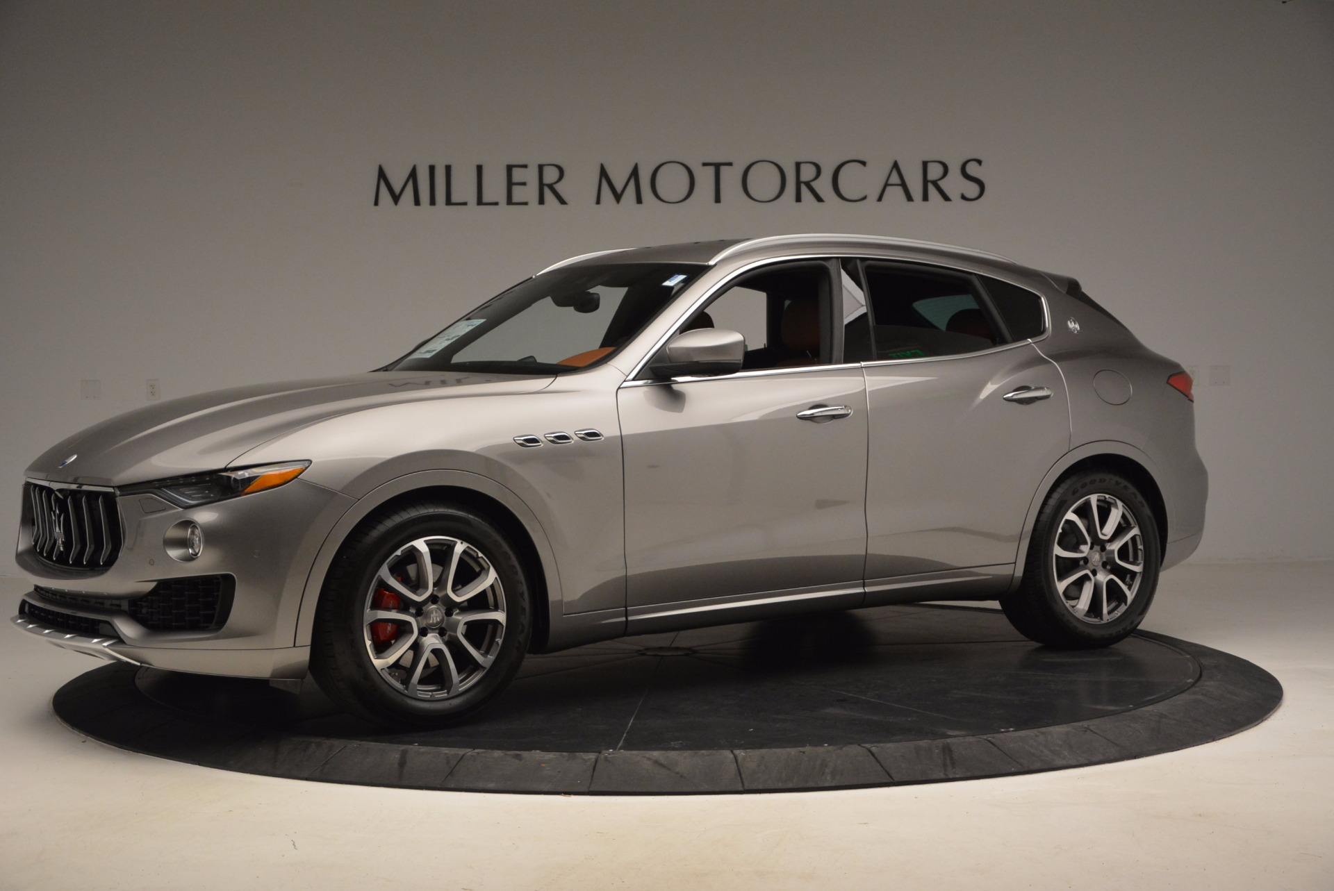 New 2017 Maserati Levante  For Sale In Westport, CT 924_p2