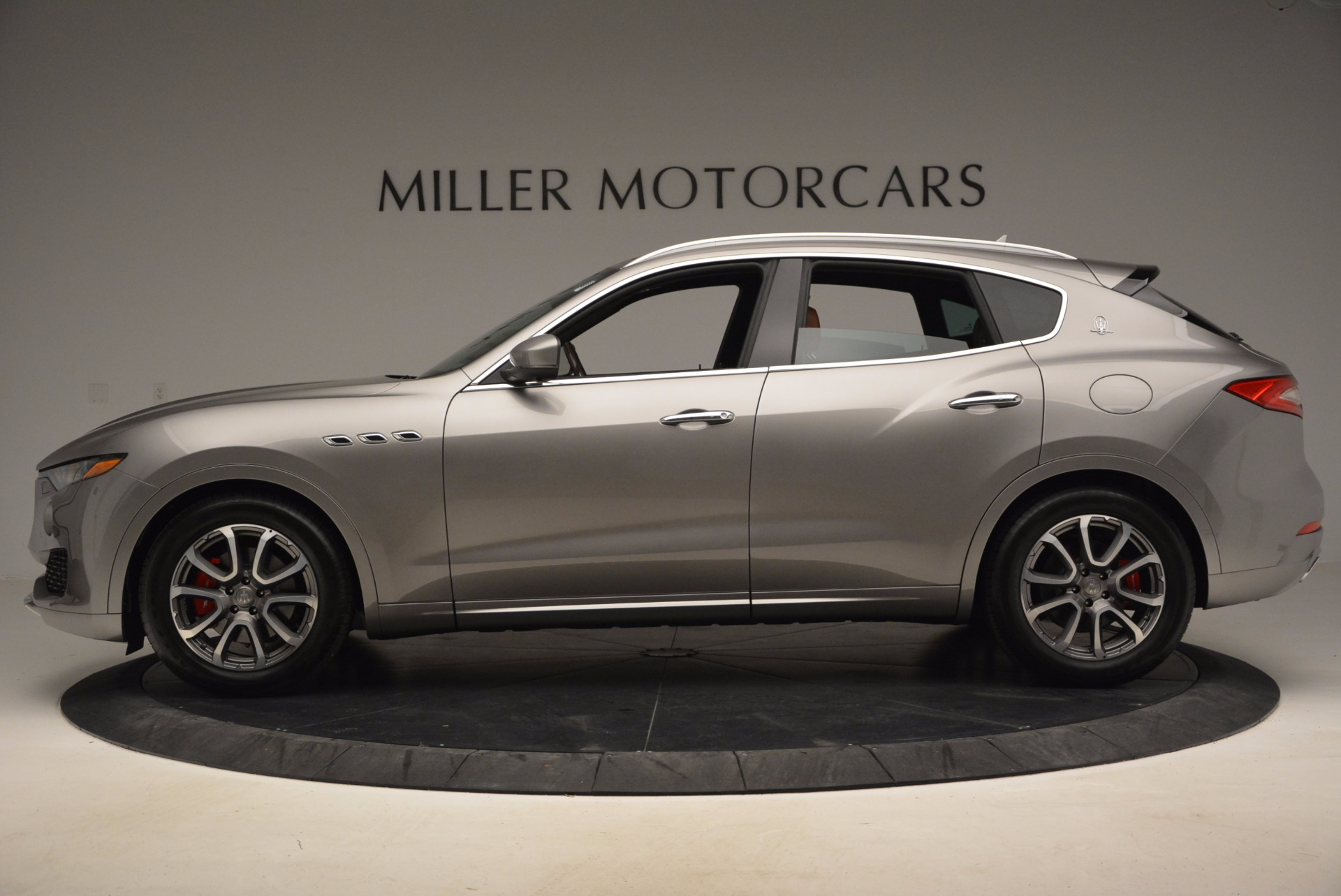 New 2017 Maserati Levante  For Sale In Westport, CT 924_p3