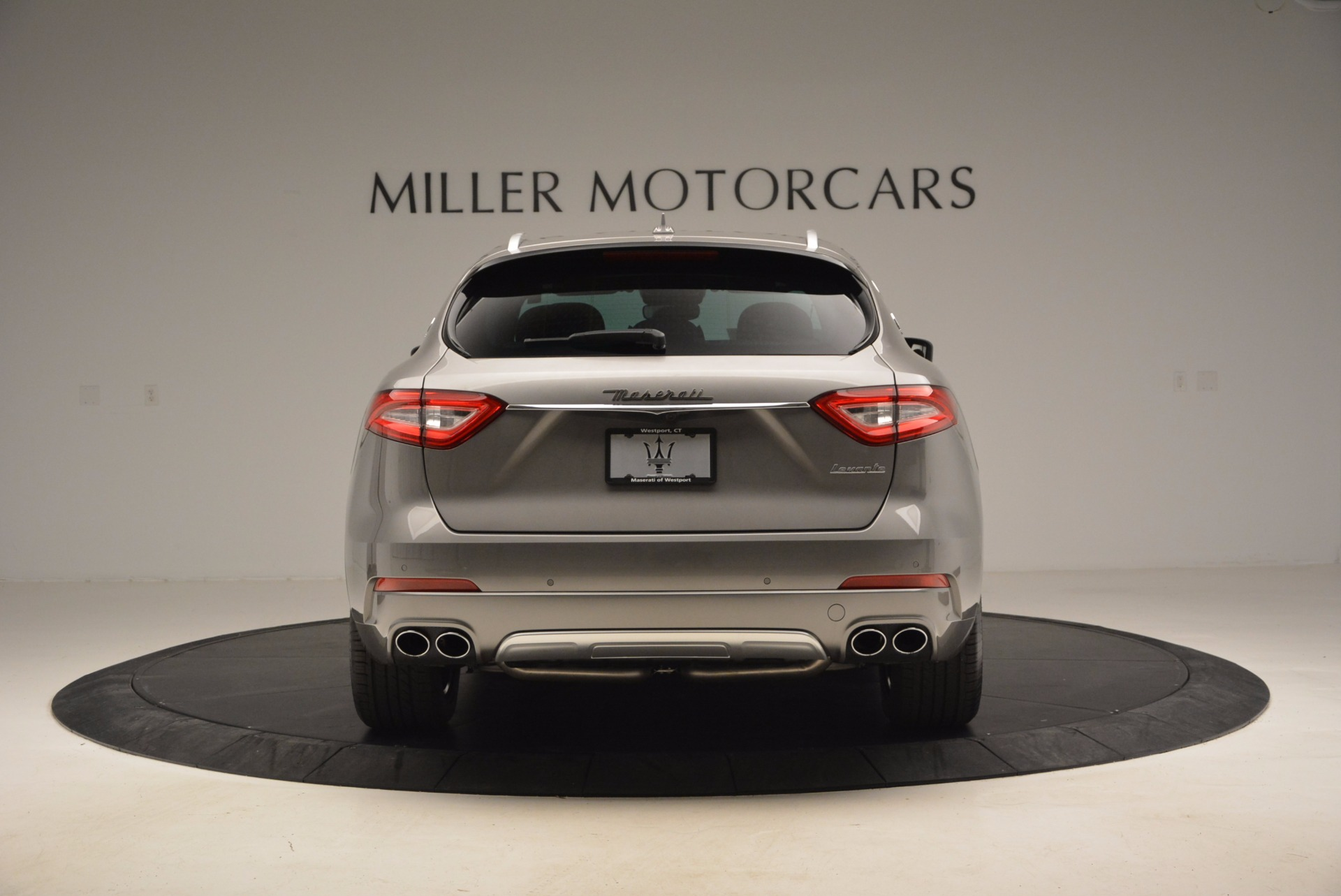 New 2017 Maserati Levante  For Sale In Westport, CT 924_p6