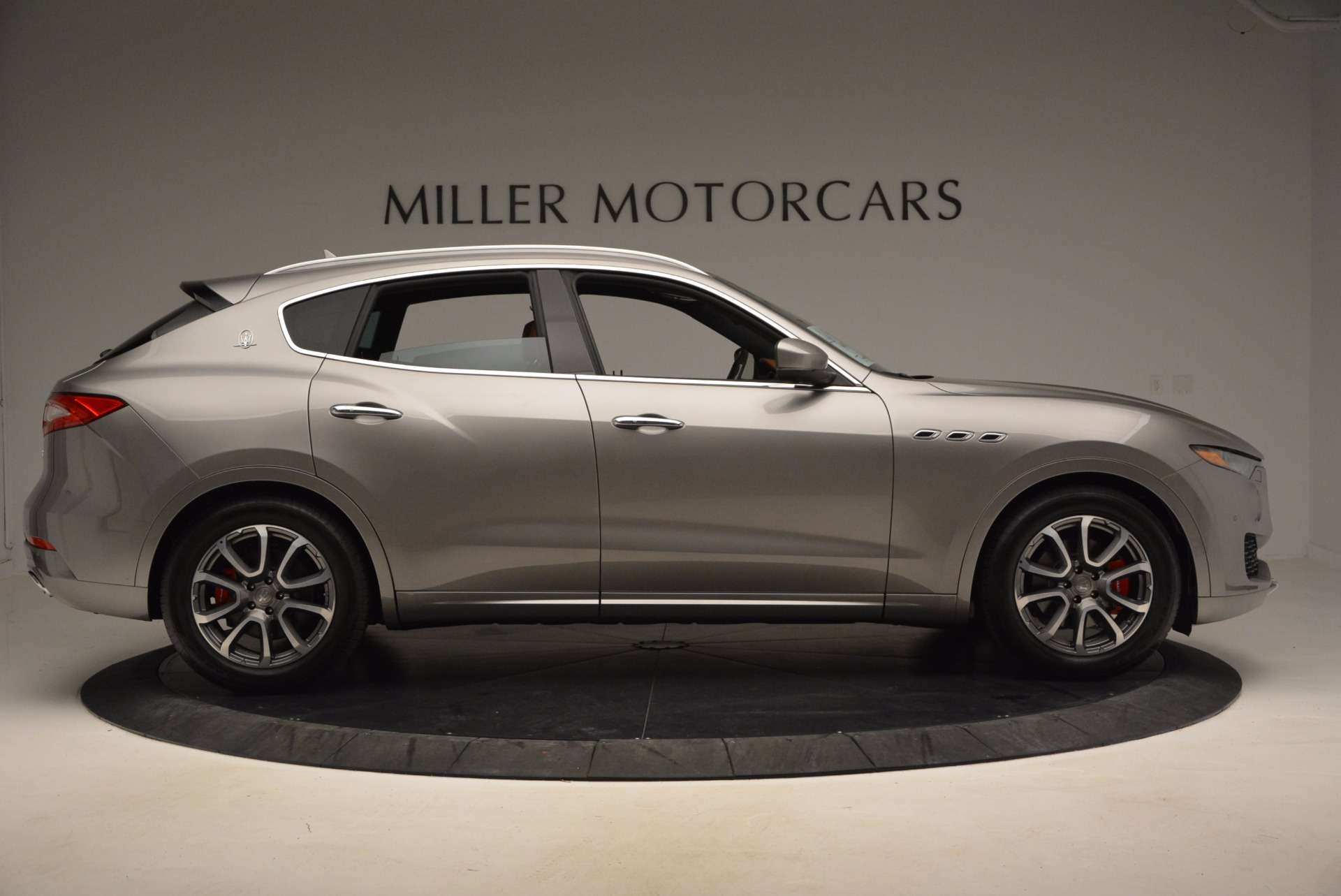 New 2017 Maserati Levante  For Sale In Westport, CT 924_p9