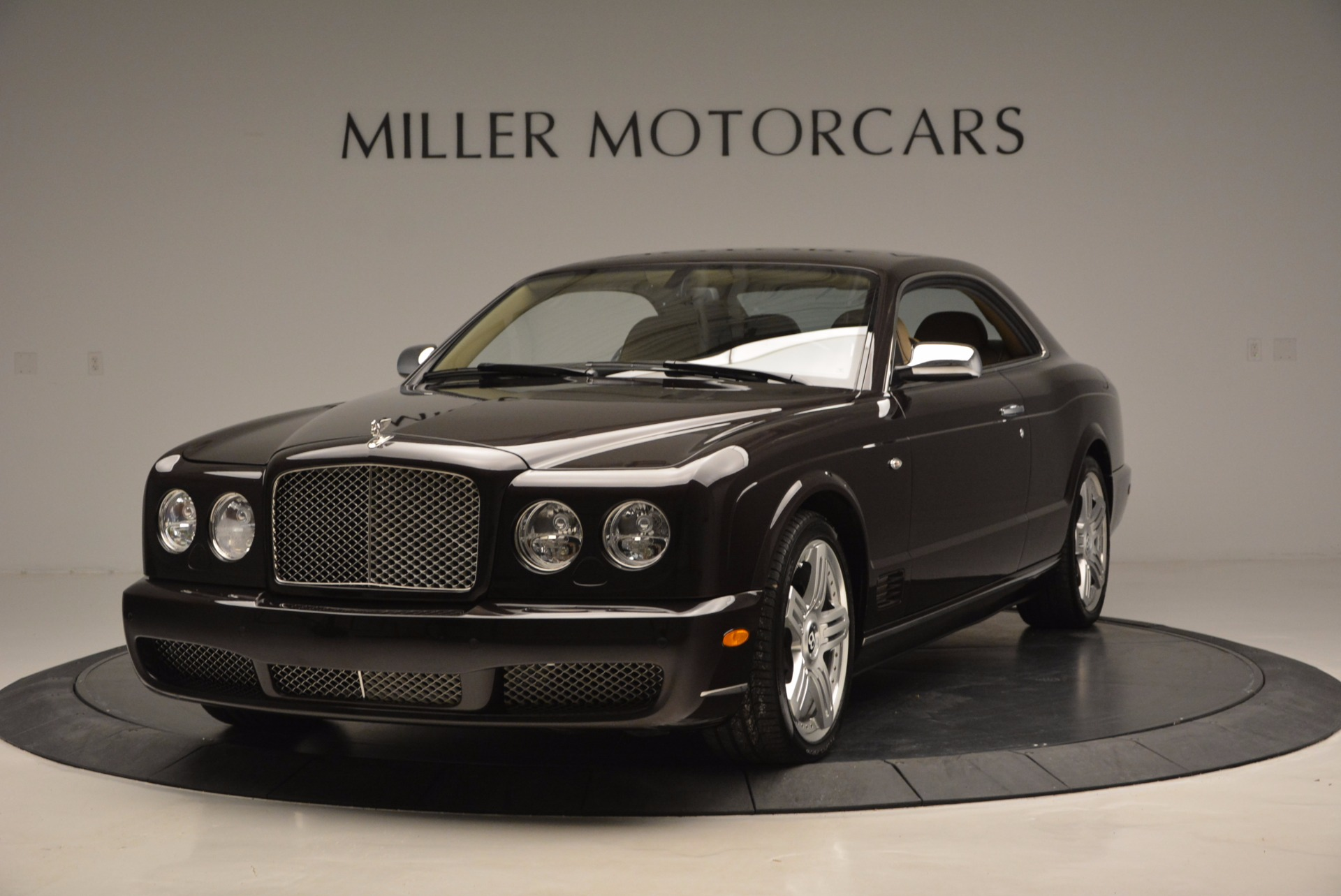 Used 2009 Bentley Brooklands  For Sale In Westport, CT 925_main
