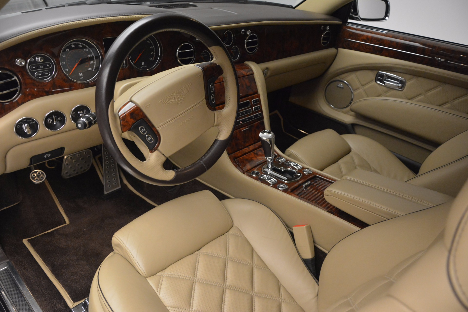 Used 2009 Bentley Brooklands  For Sale In Westport, CT 925_p23