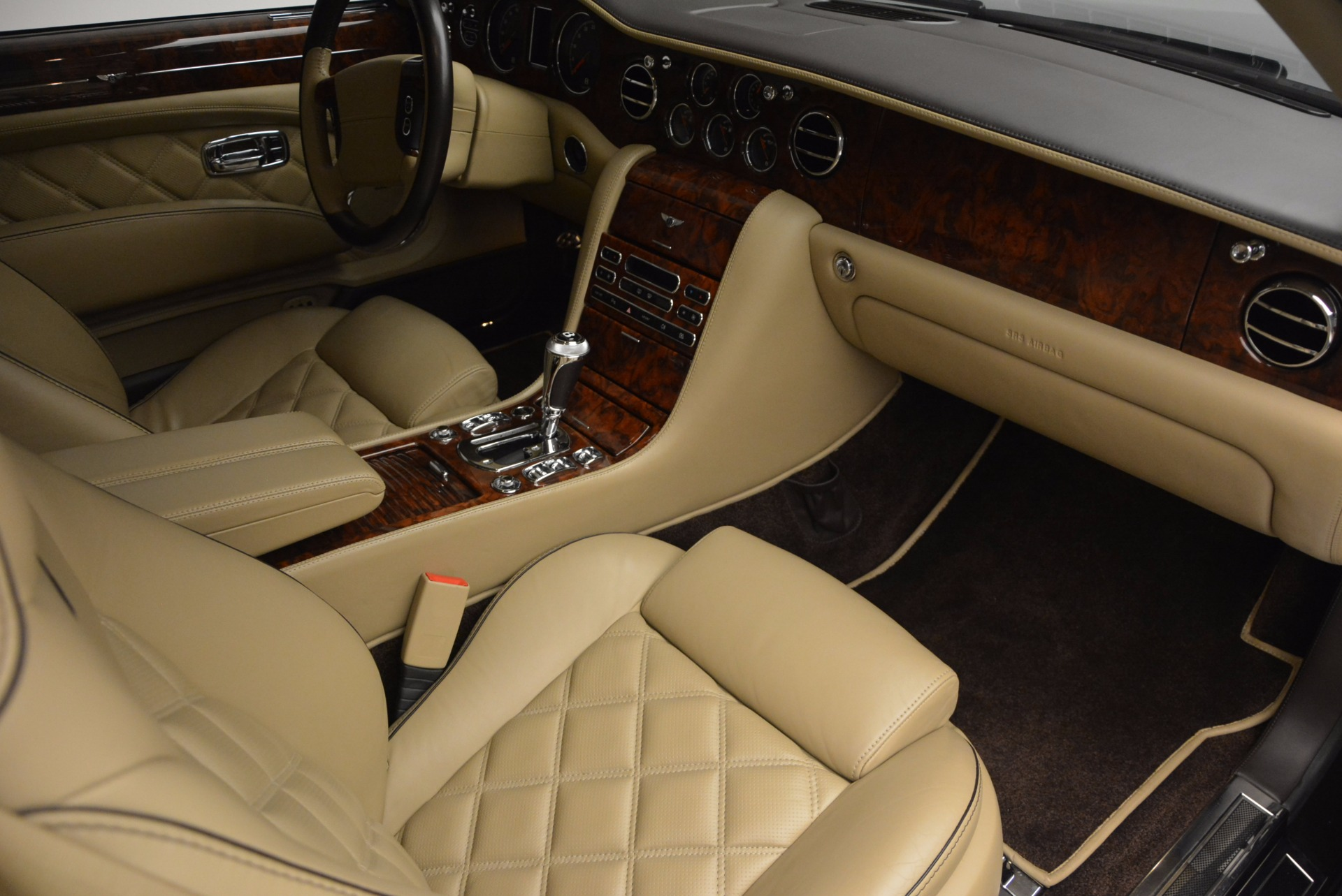 Used 2009 Bentley Brooklands  For Sale In Westport, CT 925_p34