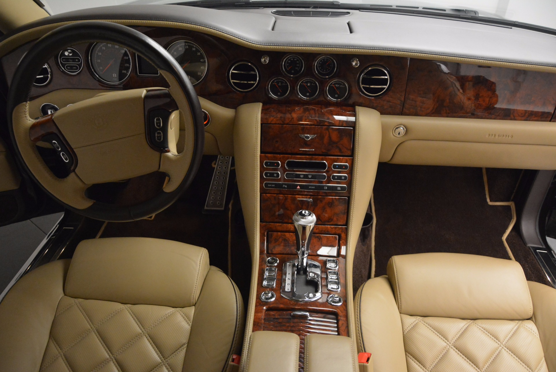 Used 2009 Bentley Brooklands  For Sale In Westport, CT 925_p38