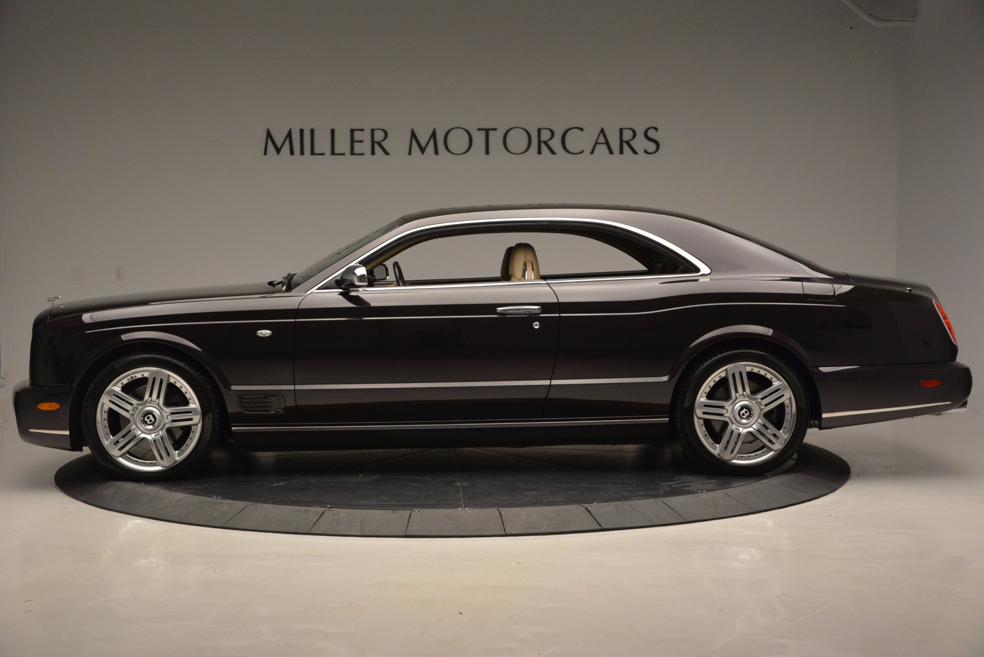 Used 2009 Bentley Brooklands  For Sale In Westport, CT 925_p3
