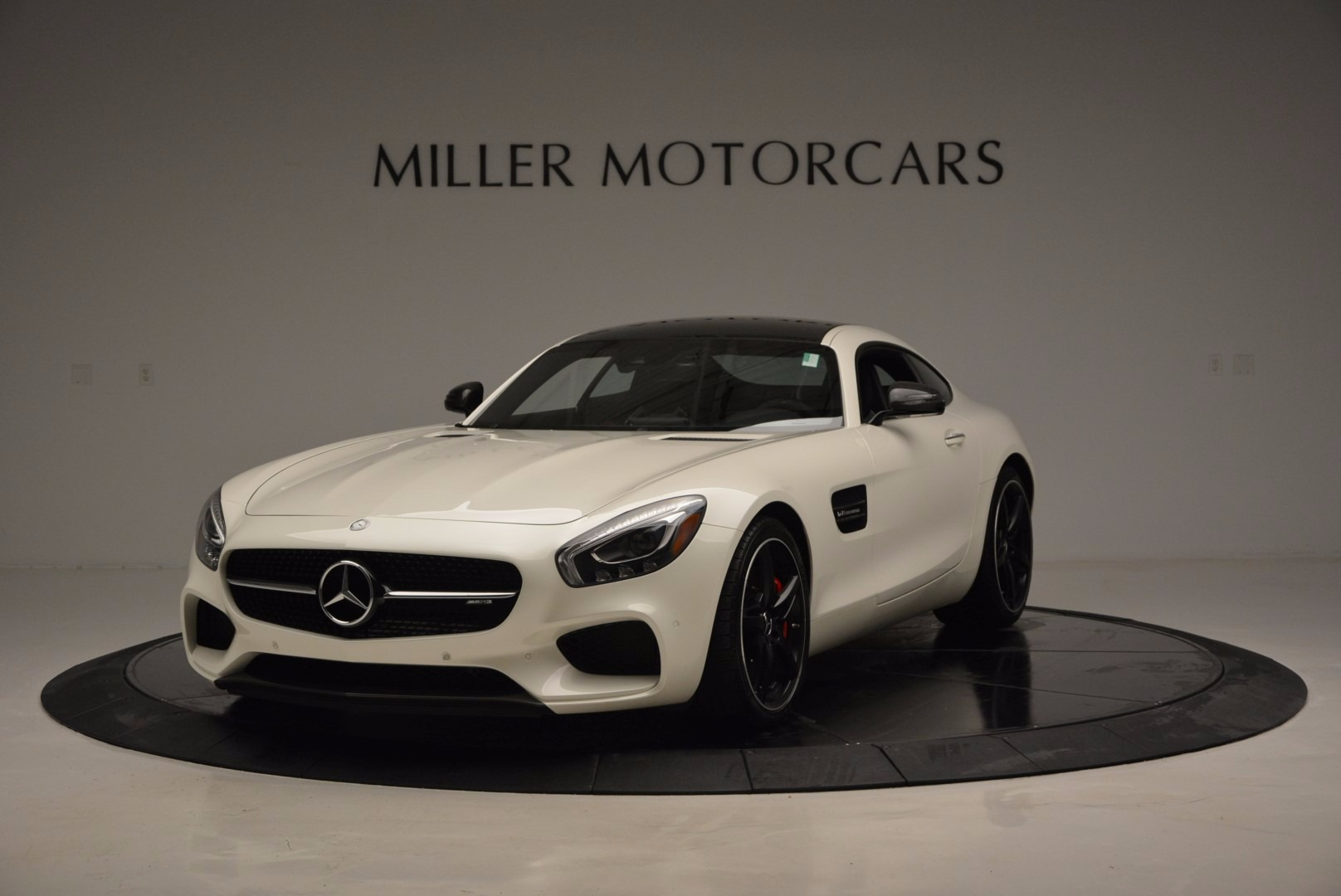 Used 2016 Mercedes Benz AMG GT S For Sale In Westport, CT 926_main