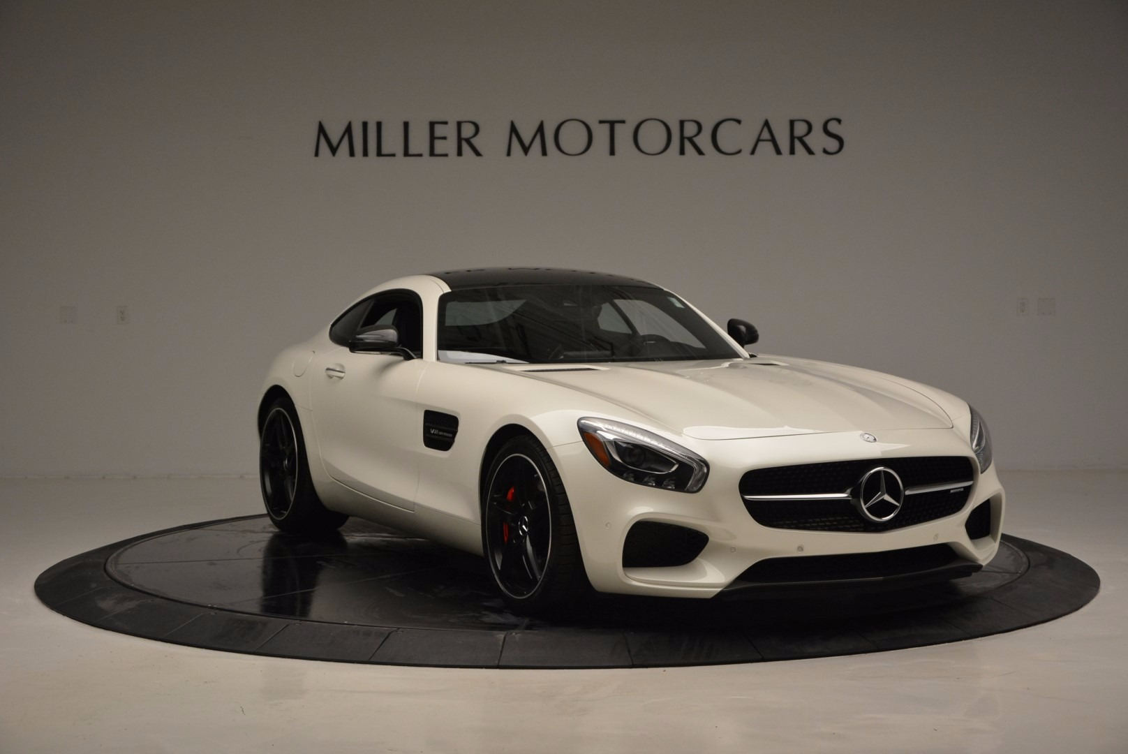 Used 2016 Mercedes Benz AMG GT S For Sale In Westport, CT 926_p11