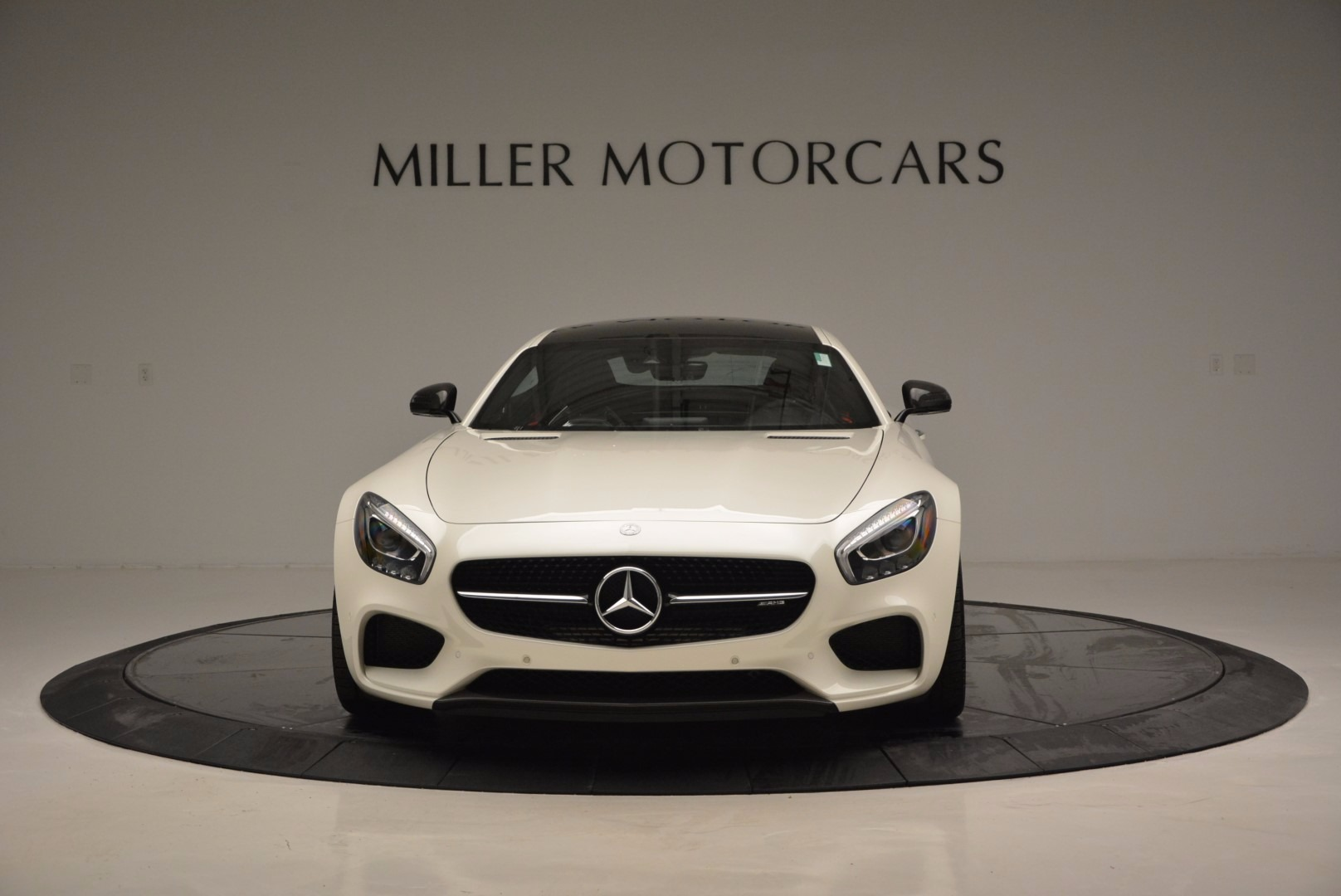 Used 2016 Mercedes Benz AMG GT S For Sale In Westport, CT 926_p12