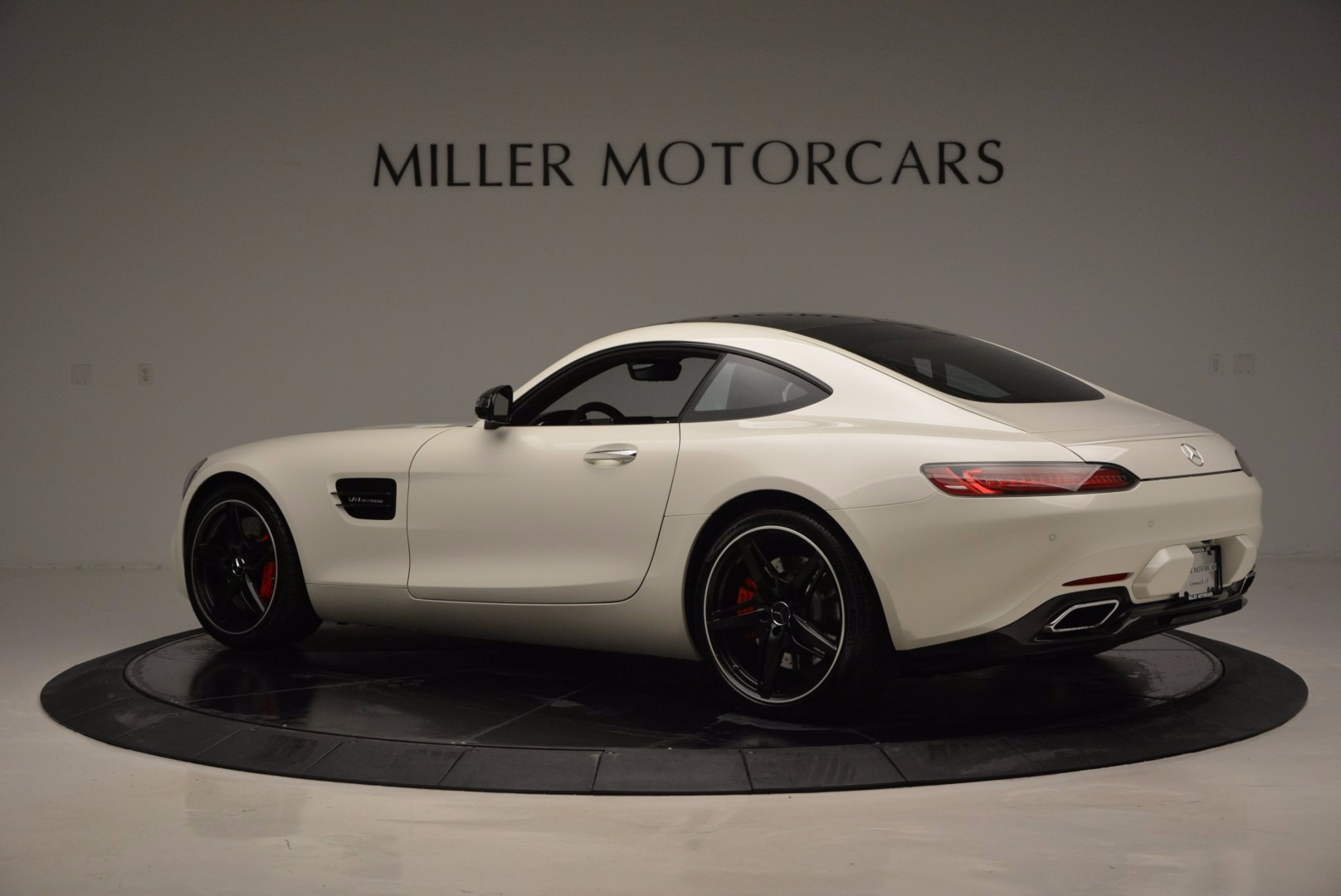 Used 2016 Mercedes Benz AMG GT S For Sale In Westport, CT 926_p4