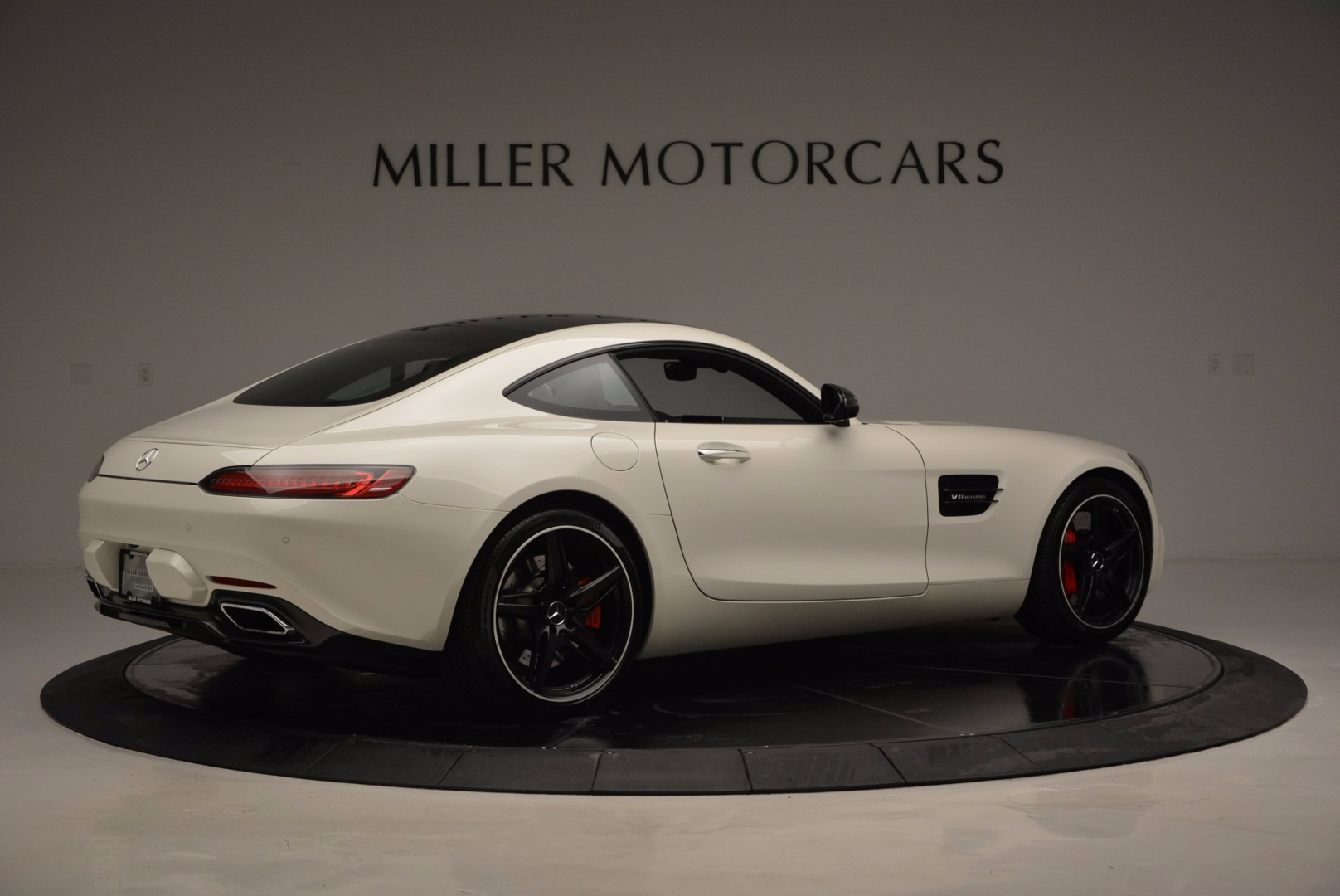 Used 2016 Mercedes Benz AMG GT S For Sale In Westport, CT 926_p8