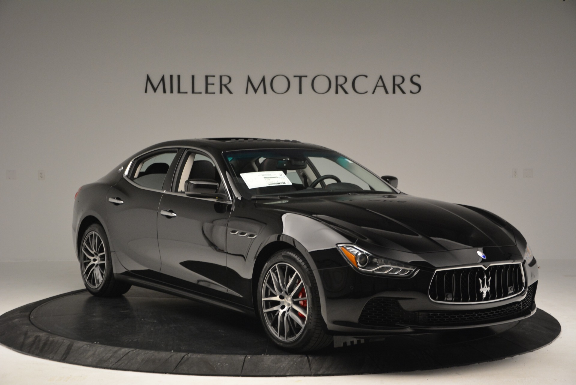 New 2017 Maserati Ghibli S Q4 For Sale In Westport, CT 928_p10
