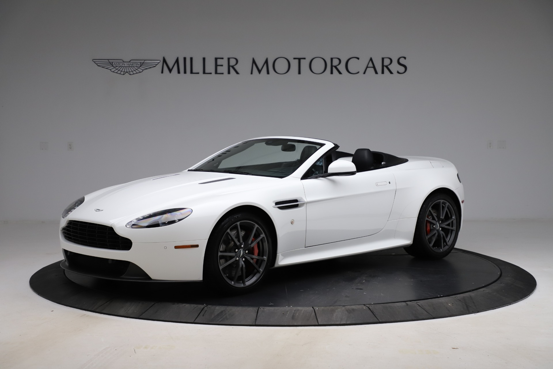 New 2015 Aston Martin Vantage GT GT Roadster For Sale In Westport, CT