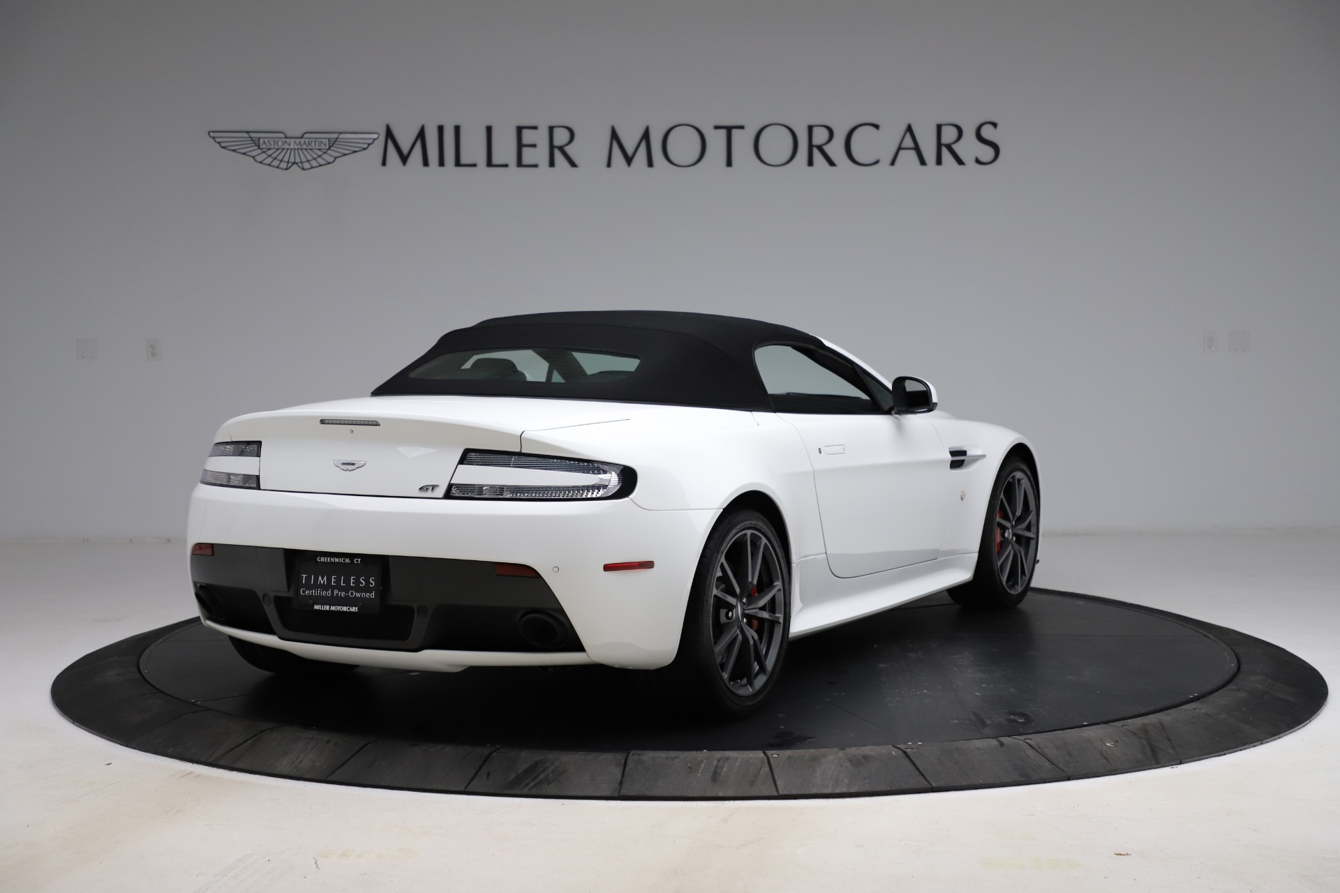 New 2015 Aston Martin Vantage GT GT Roadster For Sale In Westport, CT 93_p28