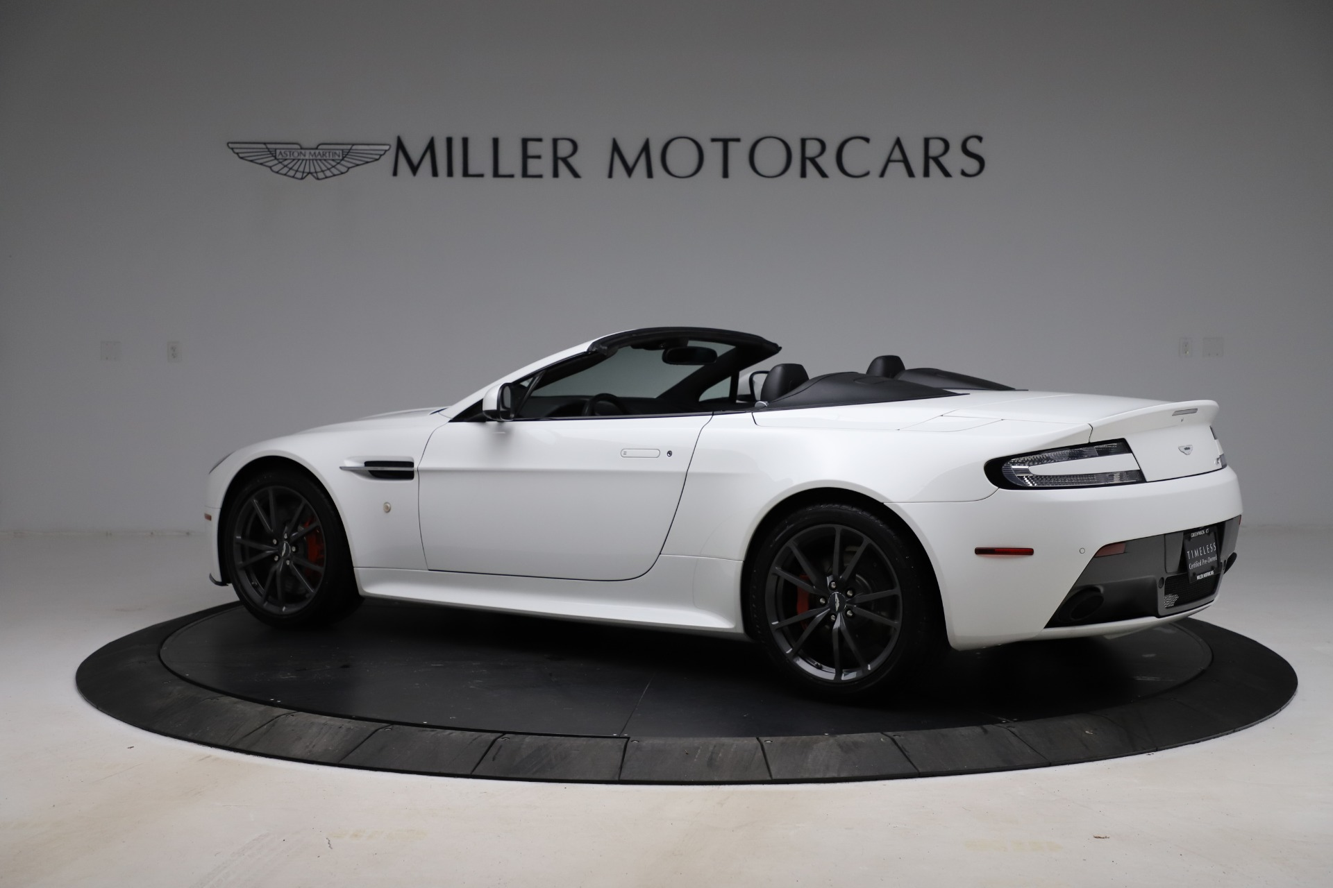 New 2015 Aston Martin Vantage GT GT Roadster For Sale In Westport, CT 93_p3