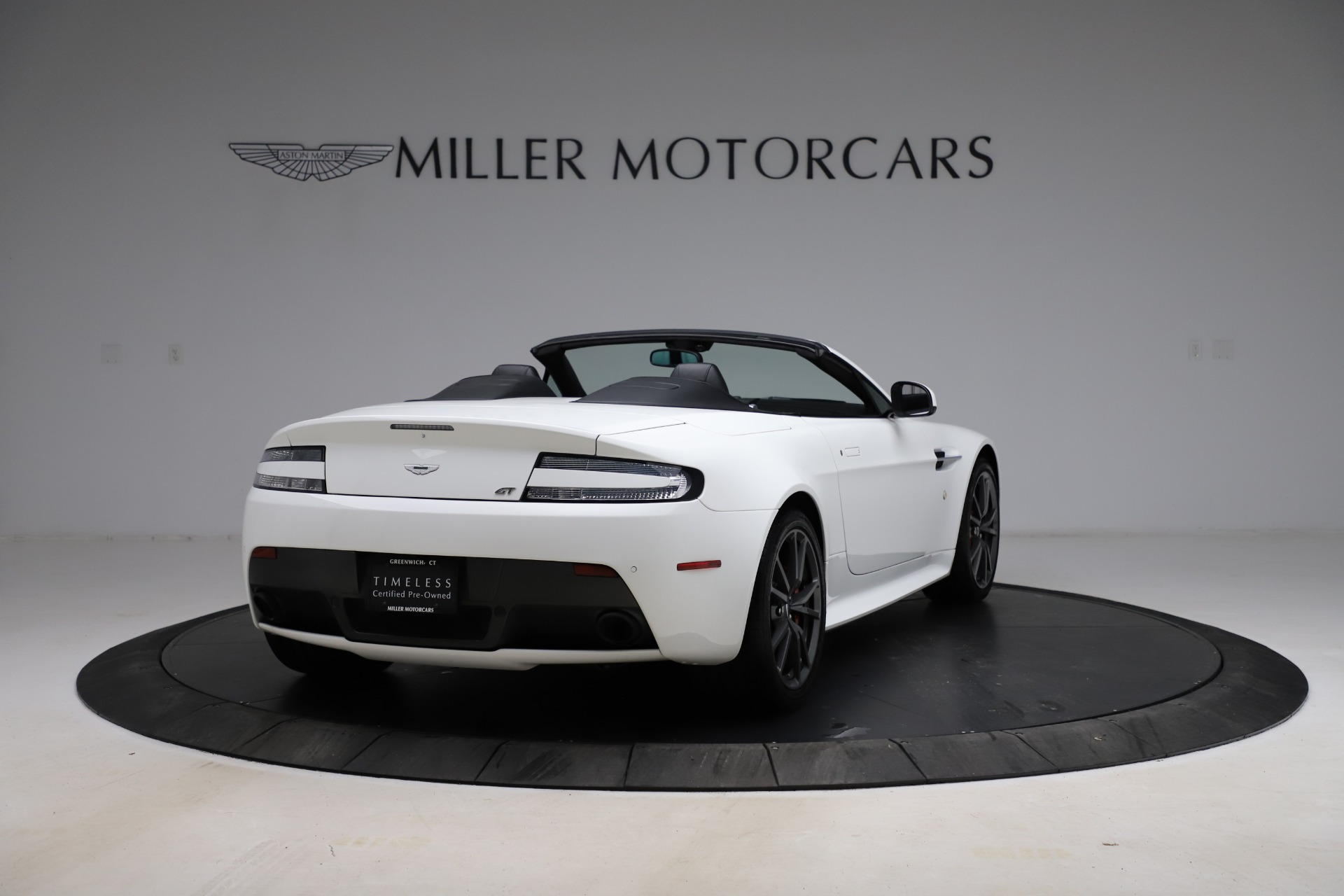 New 2015 Aston Martin Vantage GT GT Roadster For Sale In Westport, CT 93_p6