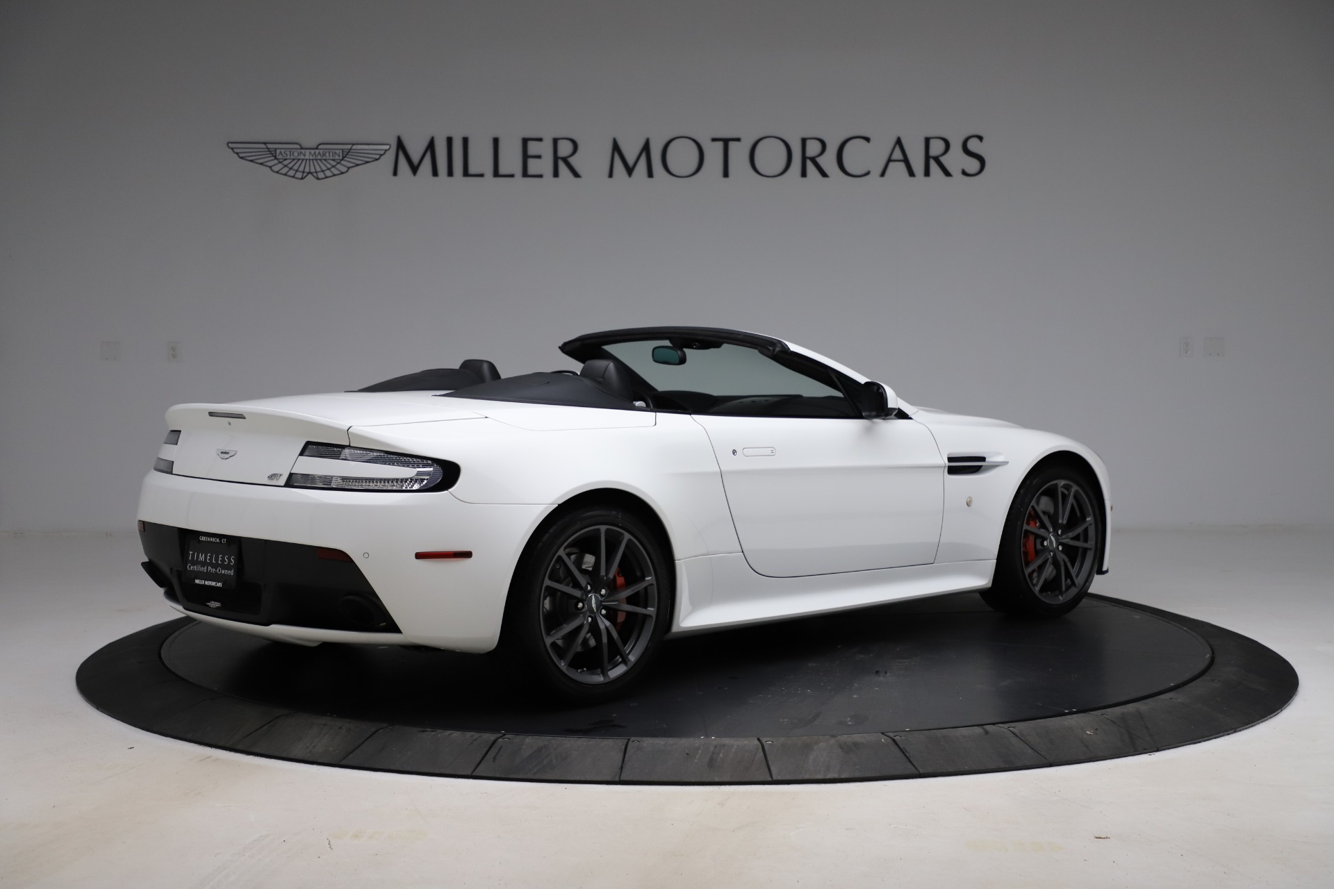 New 2015 Aston Martin Vantage GT GT Roadster For Sale In Westport, CT 93_p7