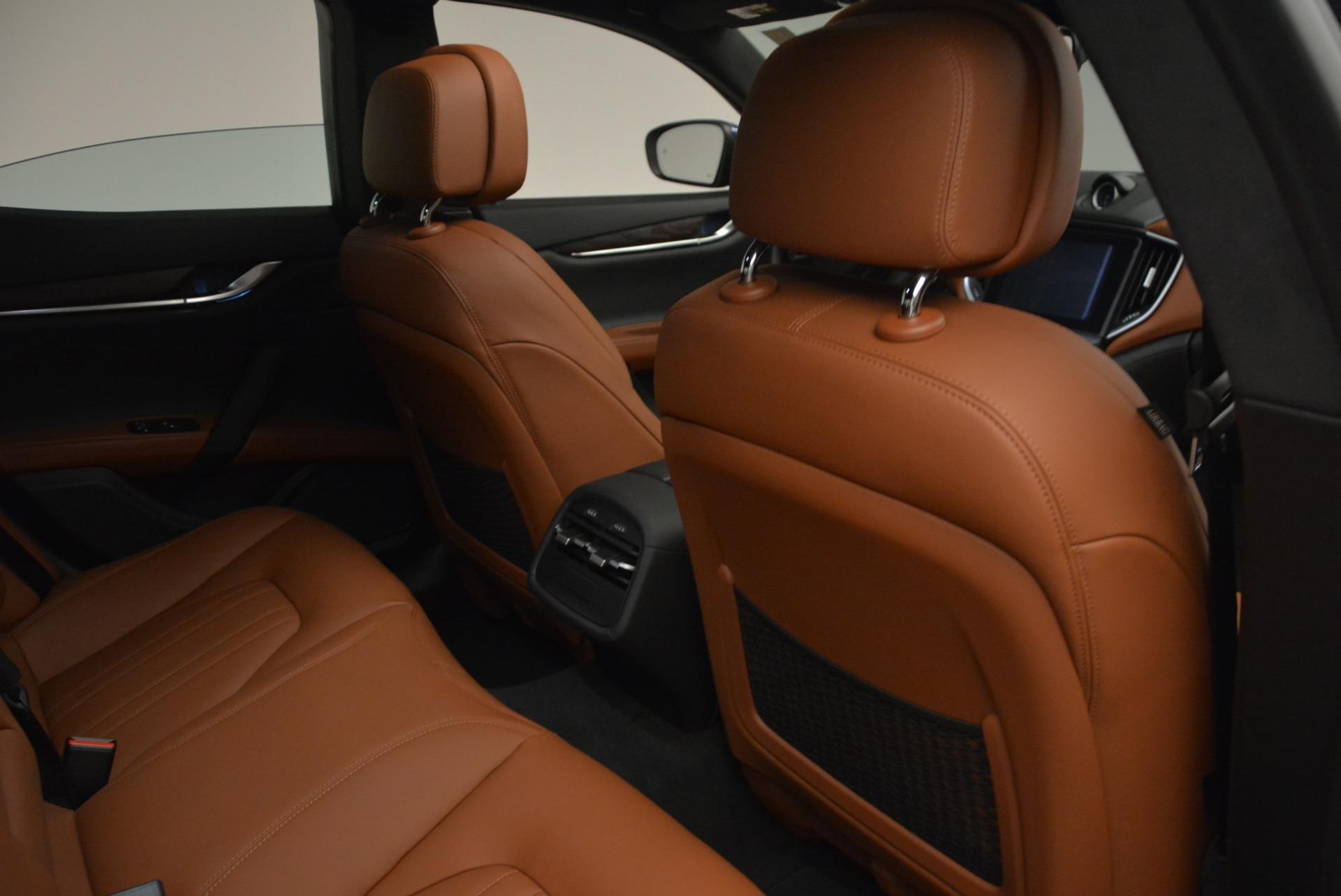 New 2017 Maserati Ghibli S Q4 For Sale In Westport, CT 931_p14