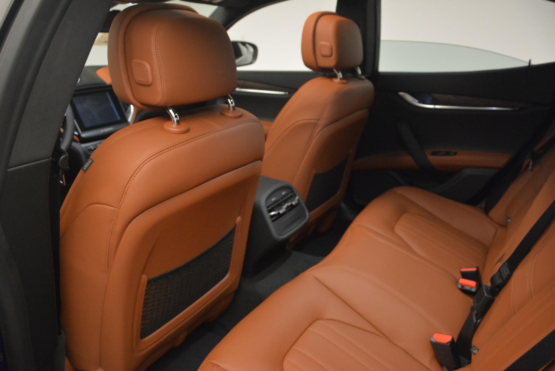 New 2017 Maserati Ghibli S Q4 For Sale In Westport, CT 931_p15