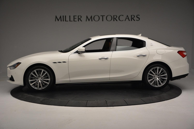 New 2017 Maserati Ghibli S Q4 For Sale In Westport, CT 931_p3