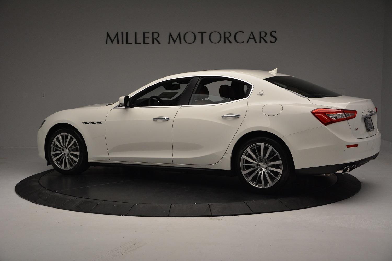 New 2017 Maserati Ghibli S Q4 For Sale In Westport, CT 931_p4