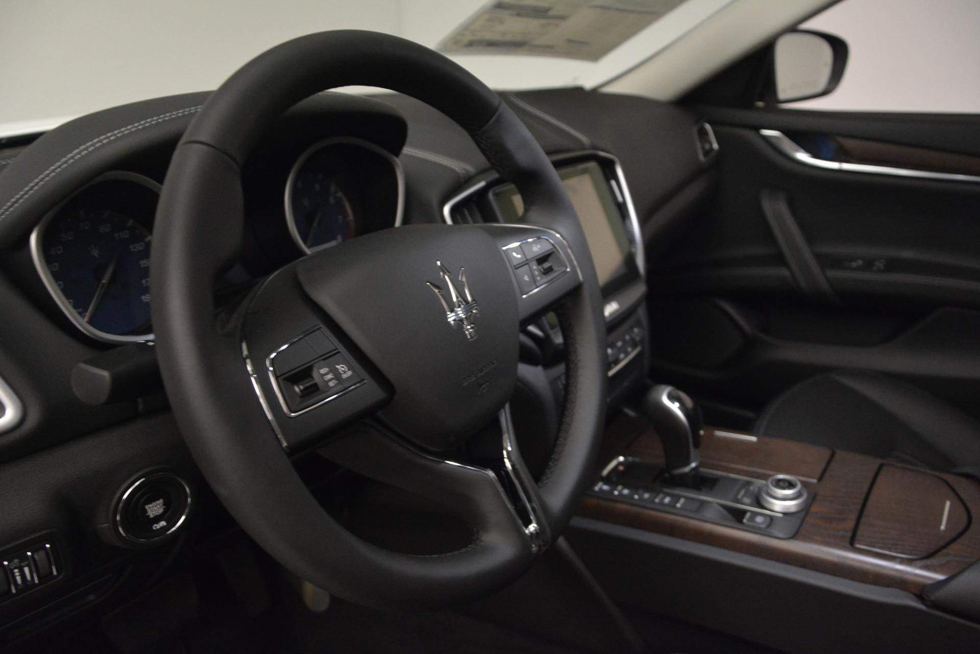 New 2017 Maserati Ghibli S Q4 For Sale In Westport, CT 933_p16