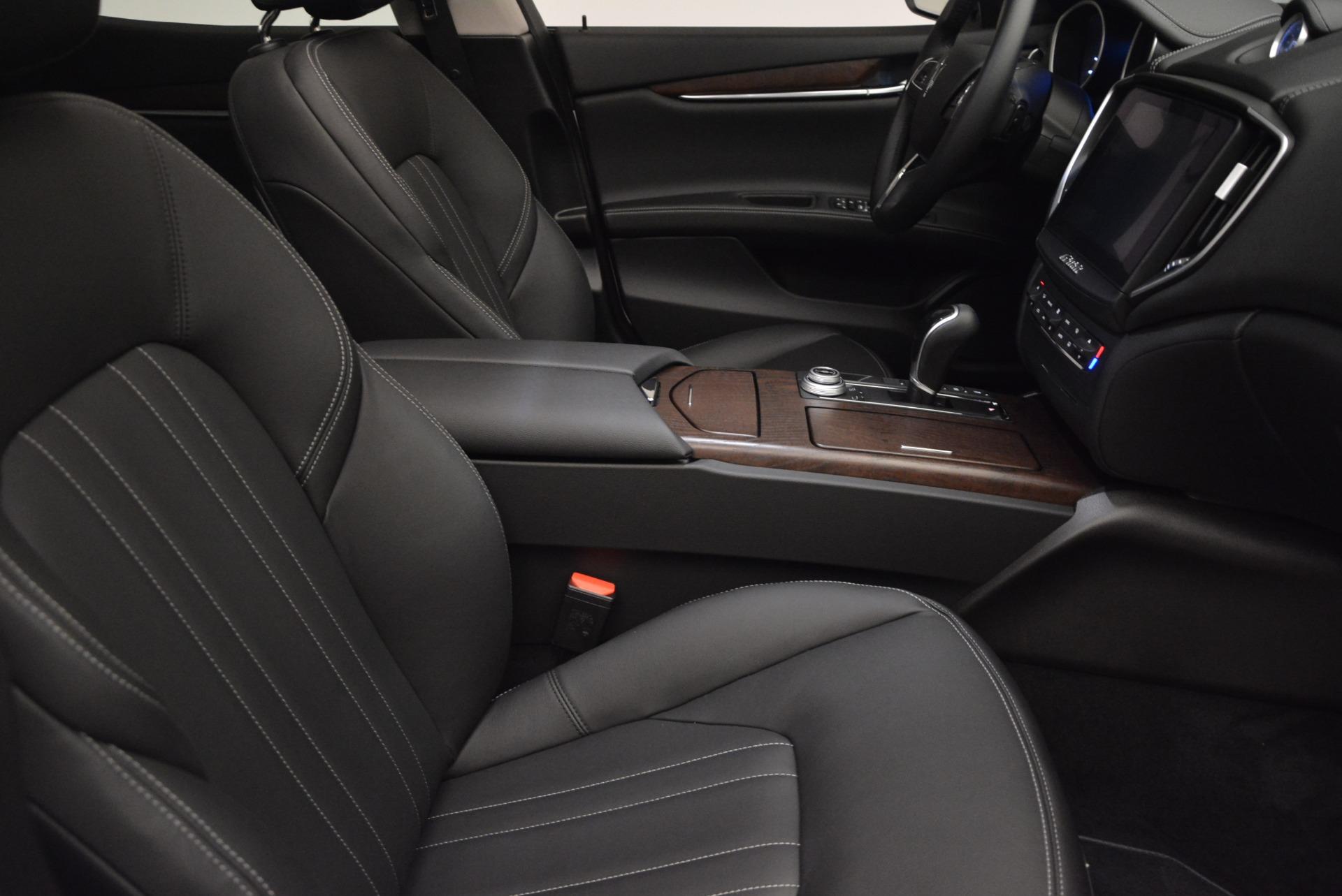 New 2017 Maserati Ghibli S Q4 For Sale In Westport, CT 933_p21