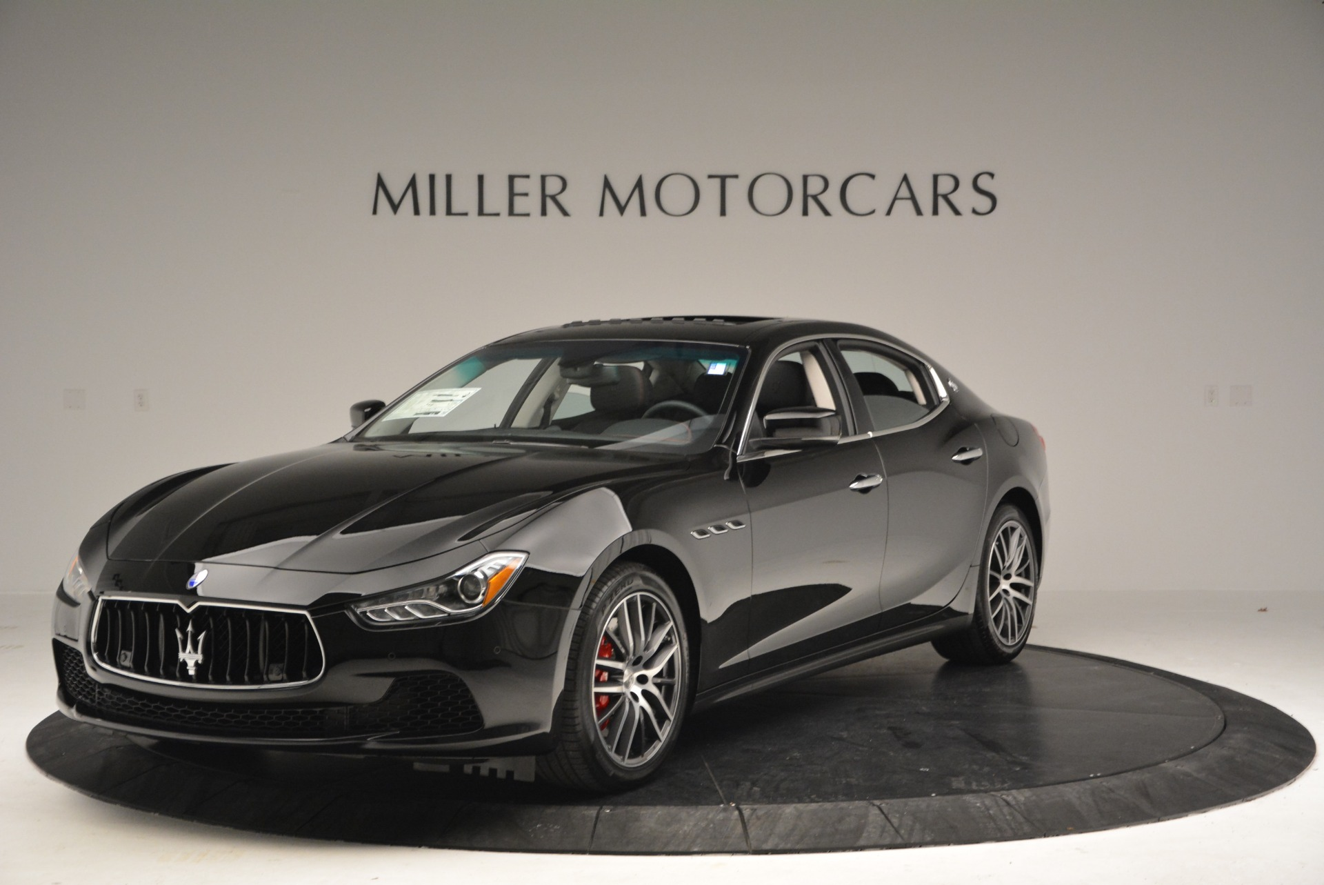 New 2017 Maserati Ghibli S Q4 For Sale In Westport, CT 934_main