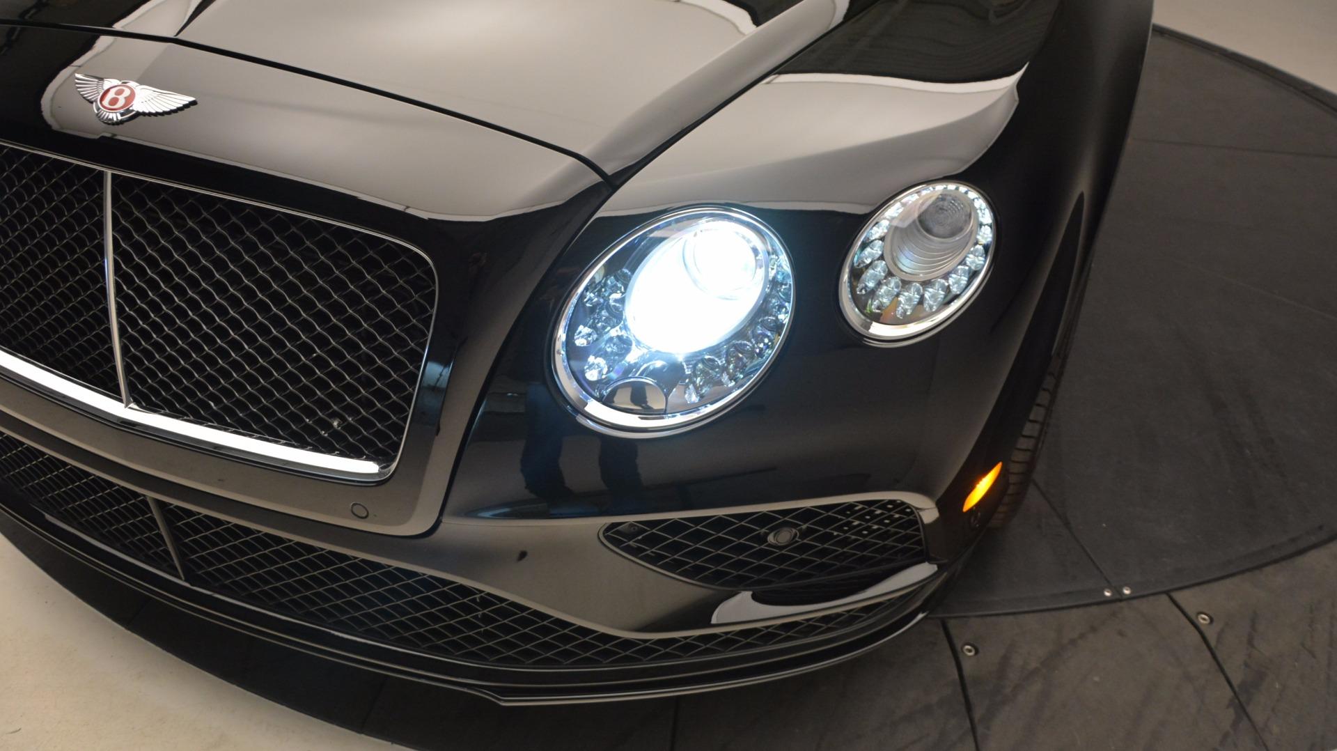 New 2017 Bentley Continental GT V8 S For Sale In Westport, CT 936_p16