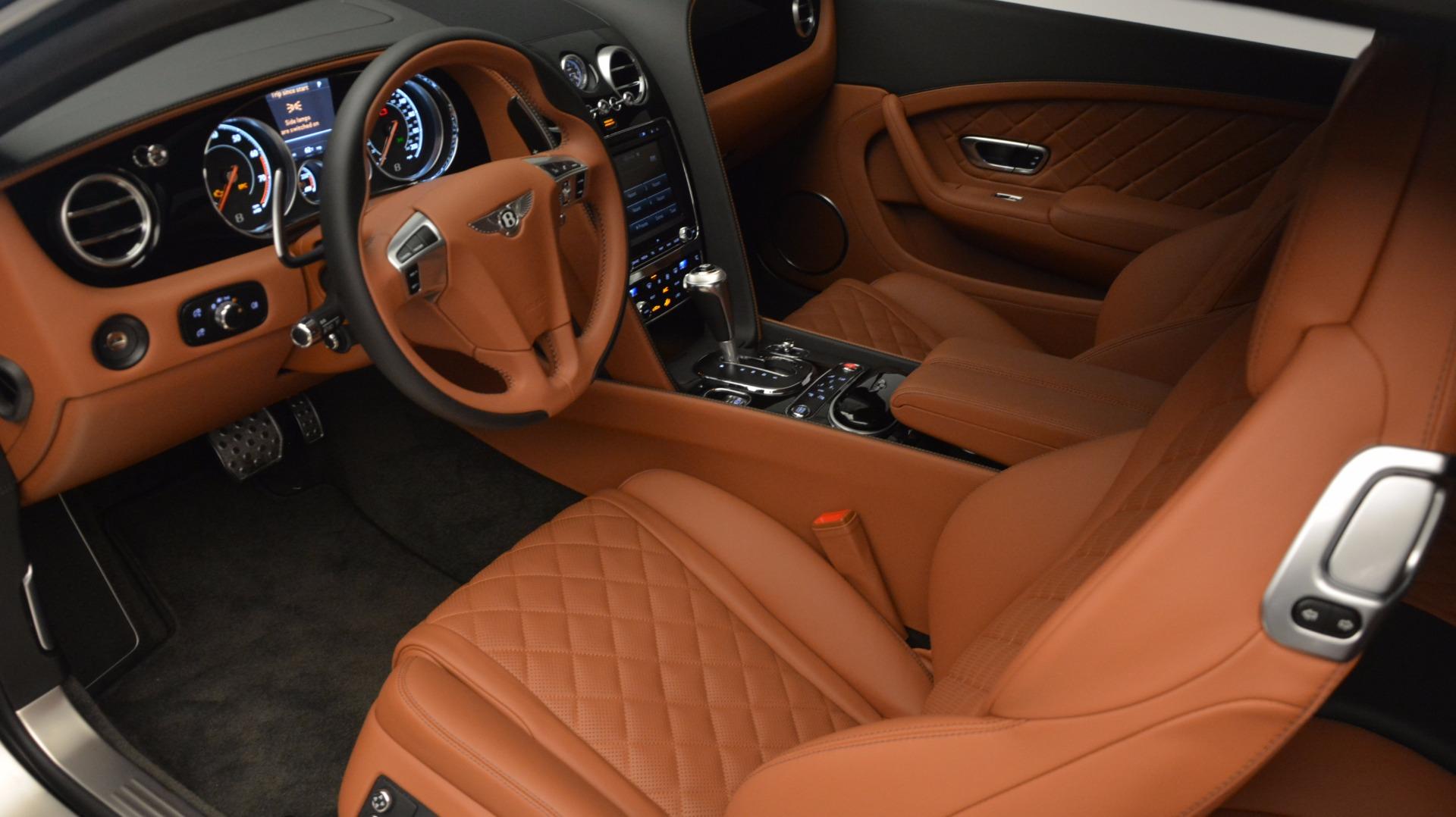 New 2017 Bentley Continental GT V8 S For Sale In Westport, CT 936_p25