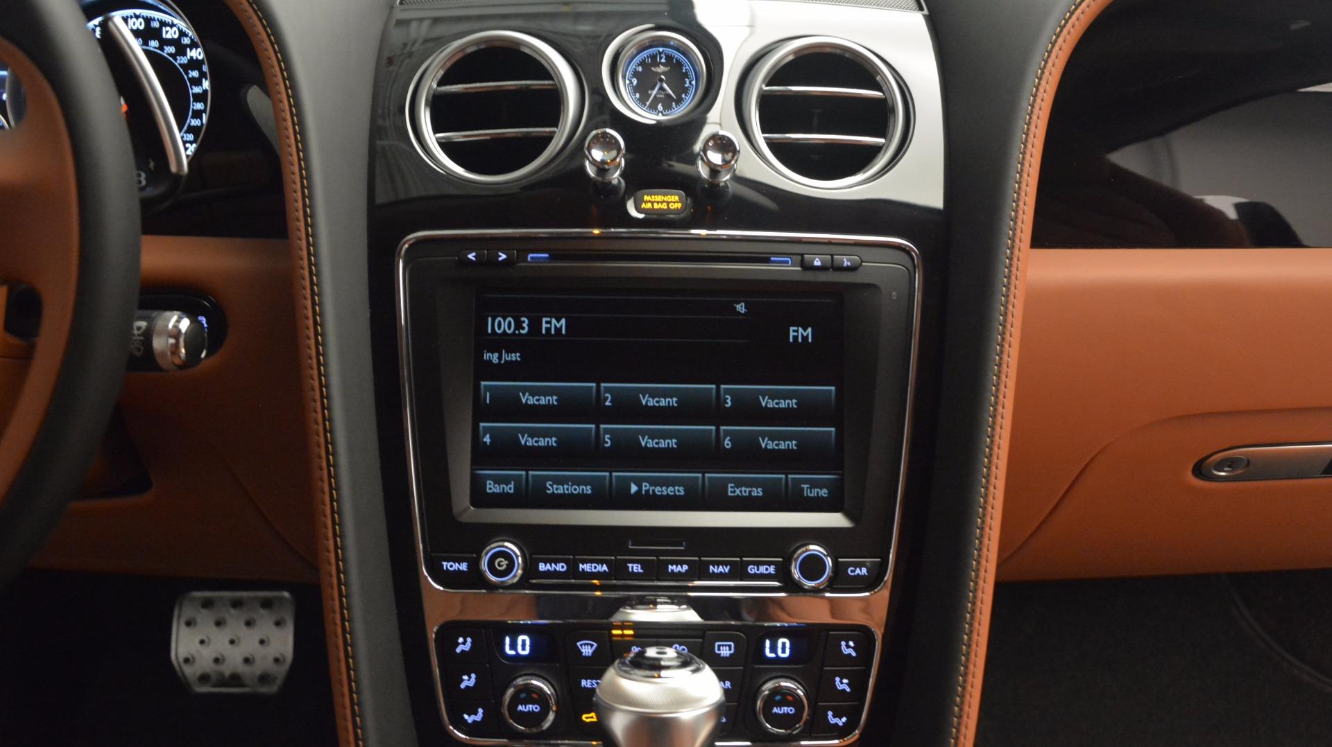 New 2017 Bentley Continental GT V8 S For Sale In Westport, CT 936_p42