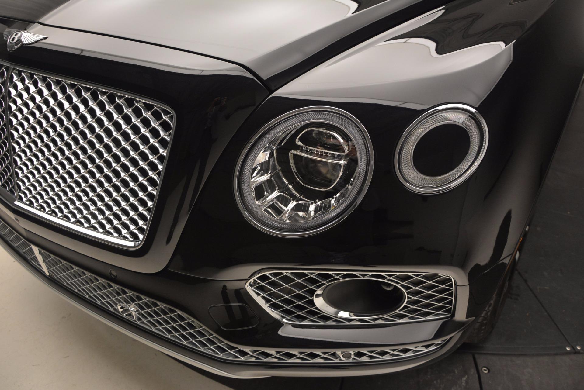 New 2017 Bentley Bentayga  For Sale In Westport, CT 941_p14