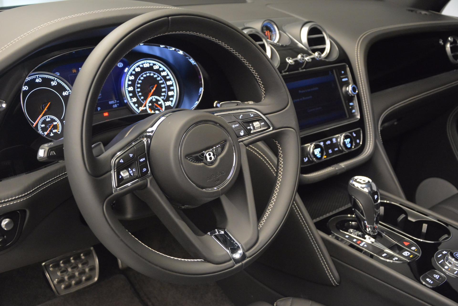 New 2017 Bentley Bentayga  For Sale In Westport, CT 941_p24