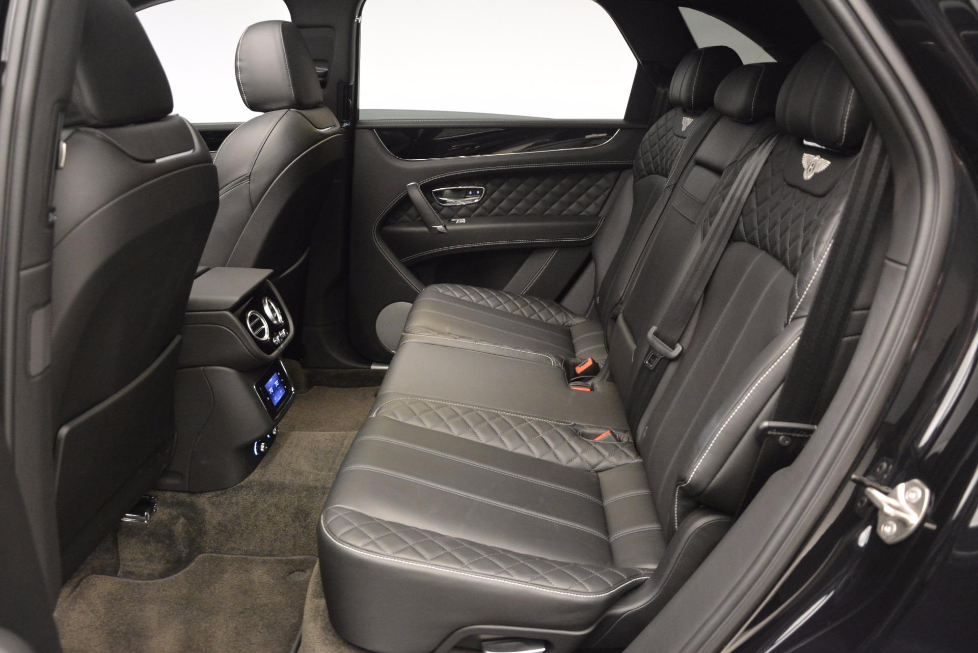 New 2017 Bentley Bentayga  For Sale In Westport, CT 941_p30