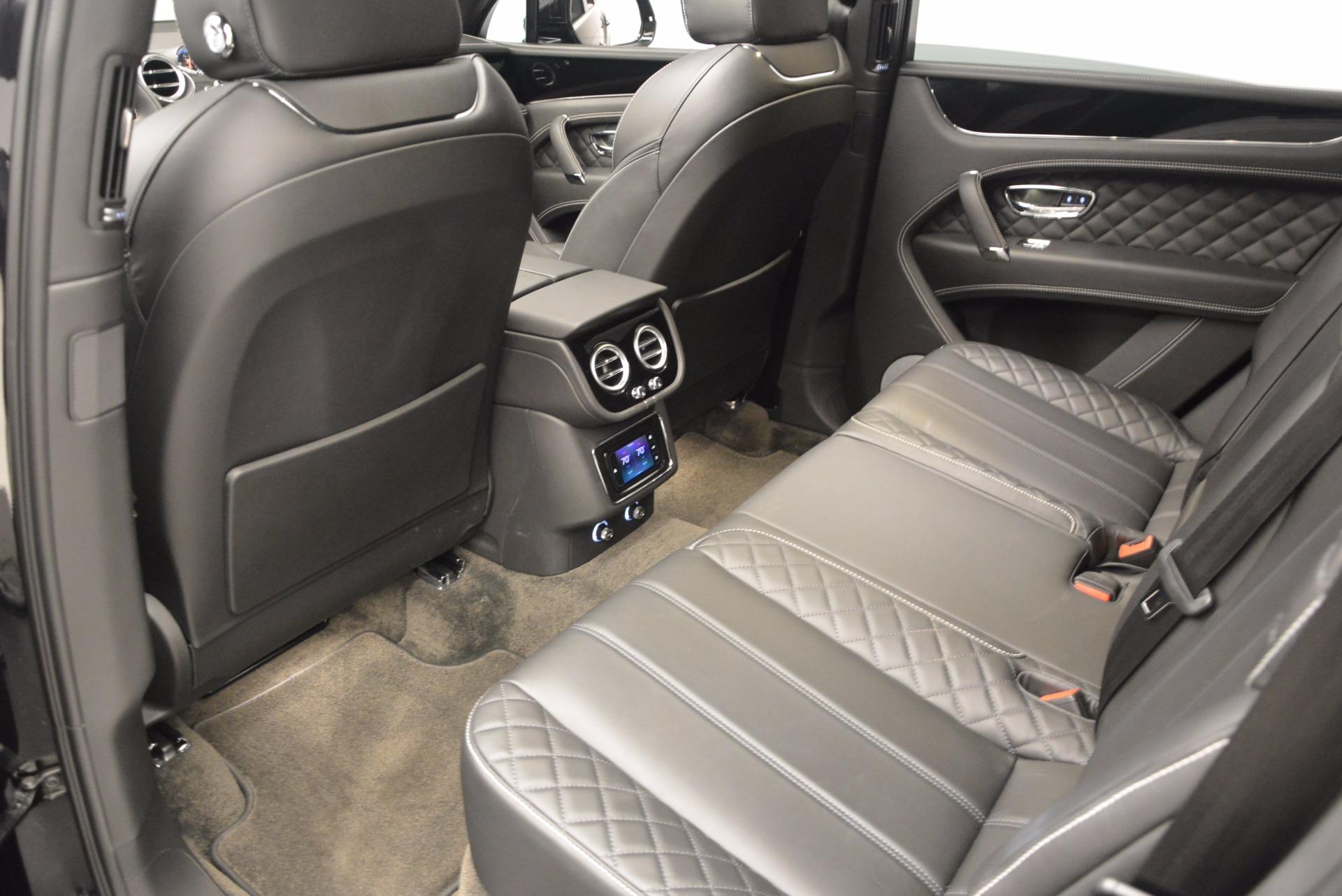 New 2017 Bentley Bentayga  For Sale In Westport, CT 941_p31